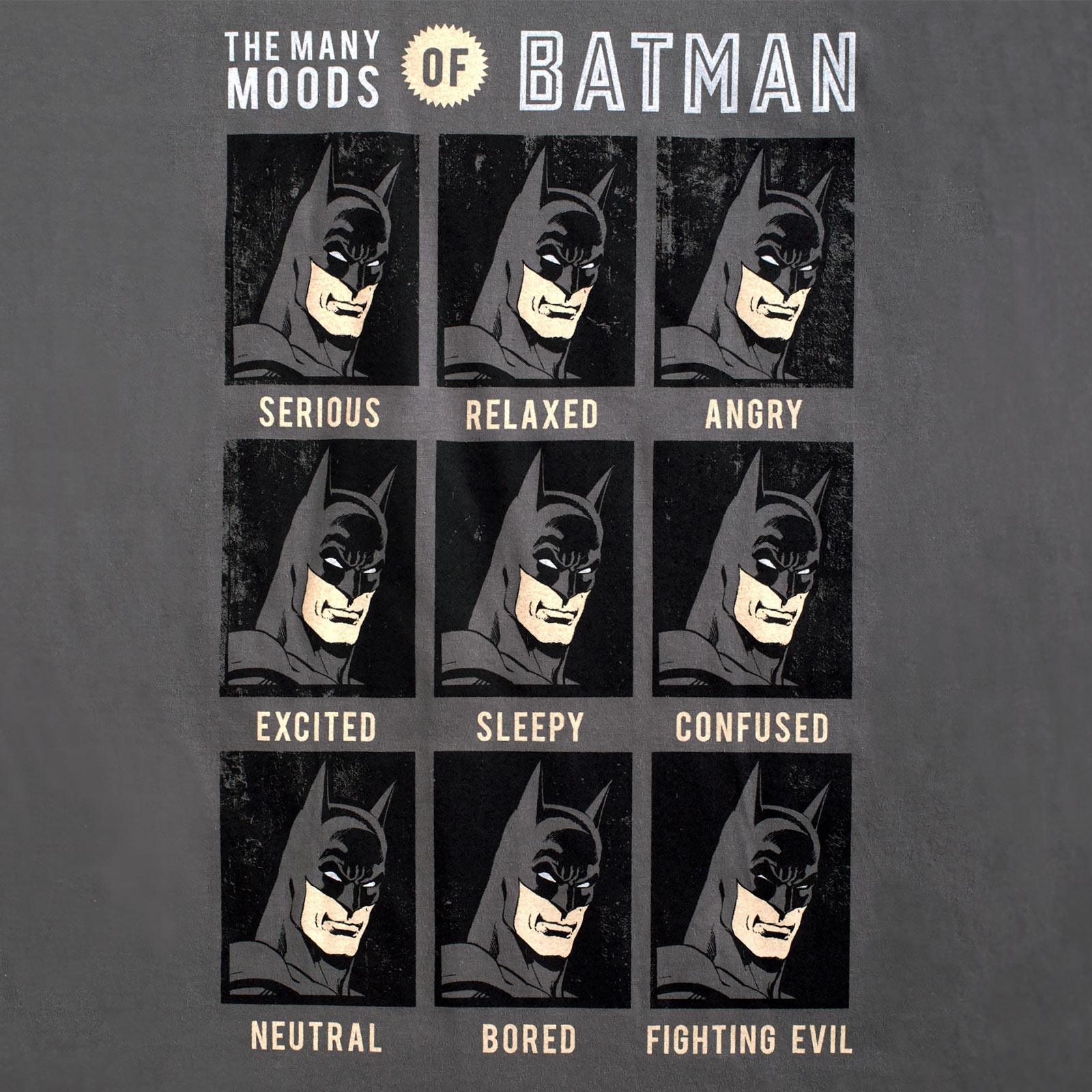 Batman - Emotions of Batman T-Shirt