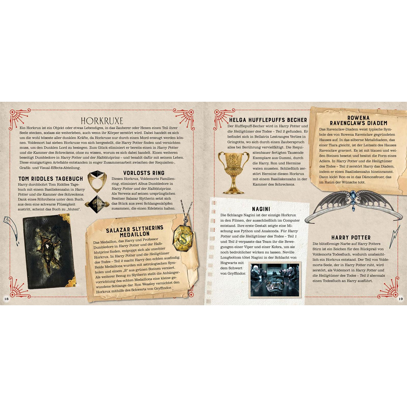 J. K. Rowlings Wizarding World - Die dunklen Künste