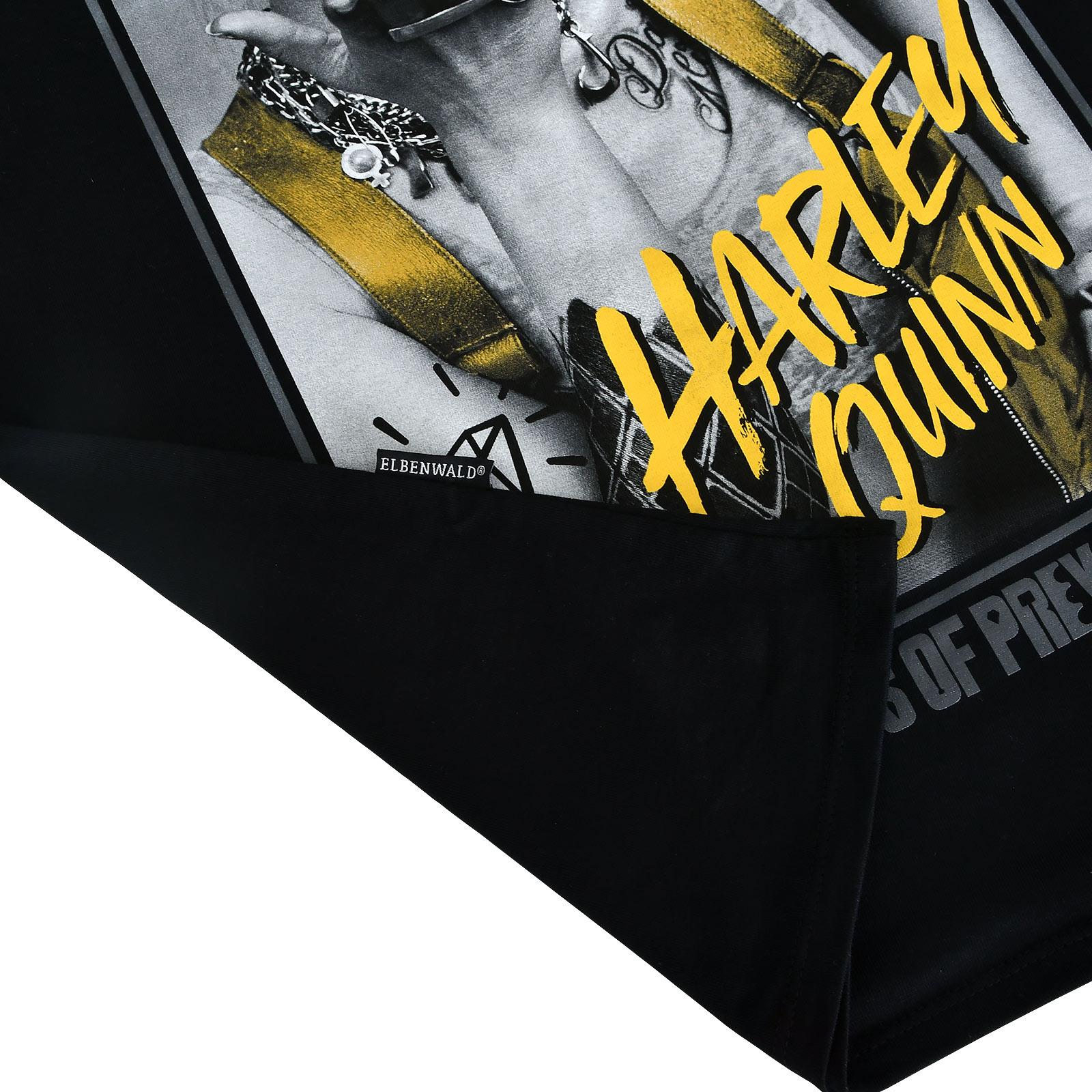 Birds of Prey - Harley Kiss T-Shirt schwarz
