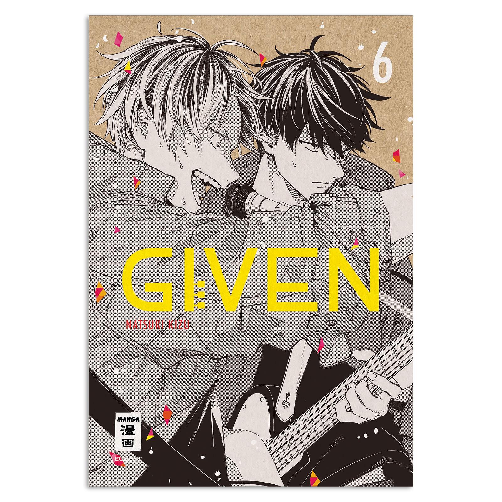 Given - Band 6 Taschenbuch