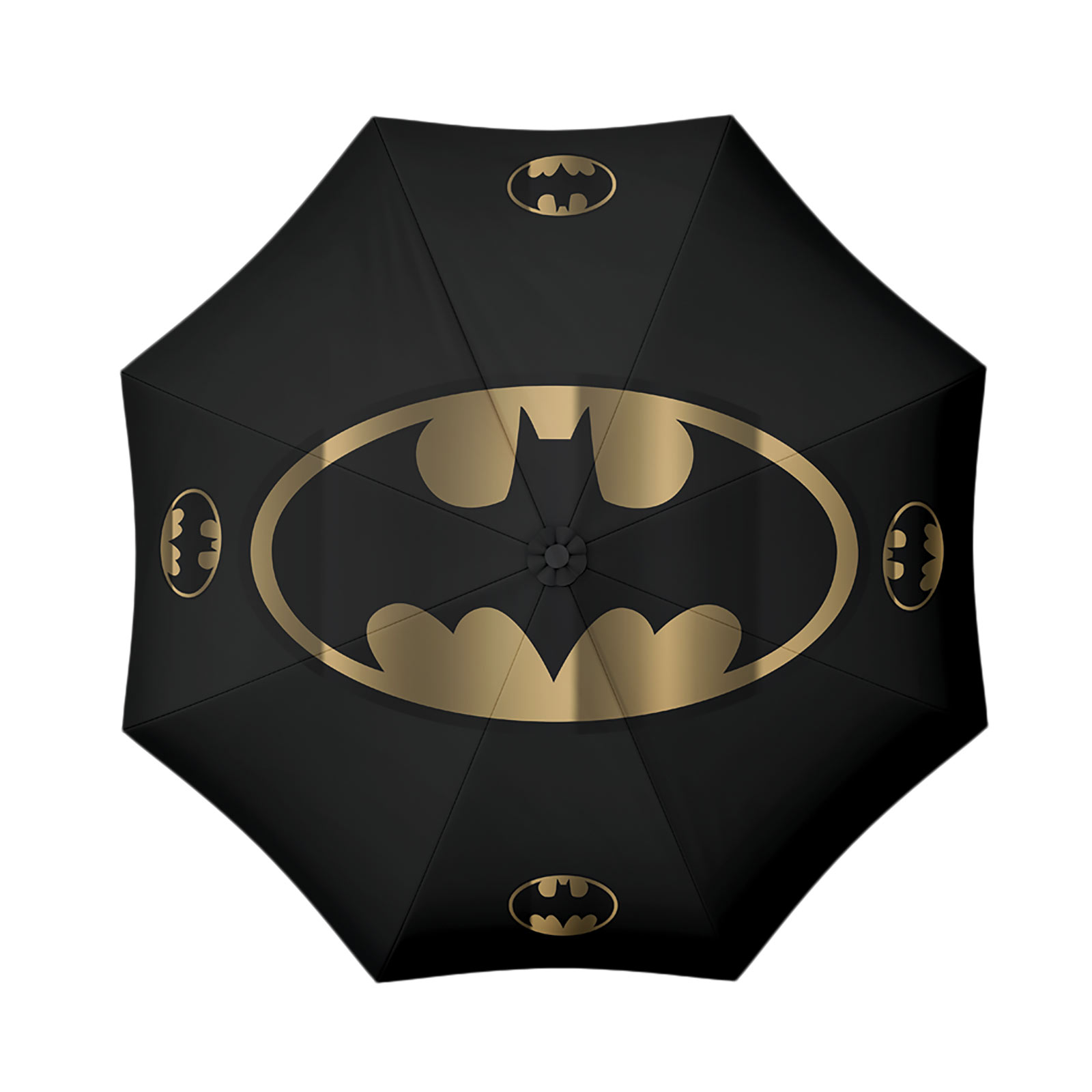 Batman - Black & Gold Classic Logo Schirm