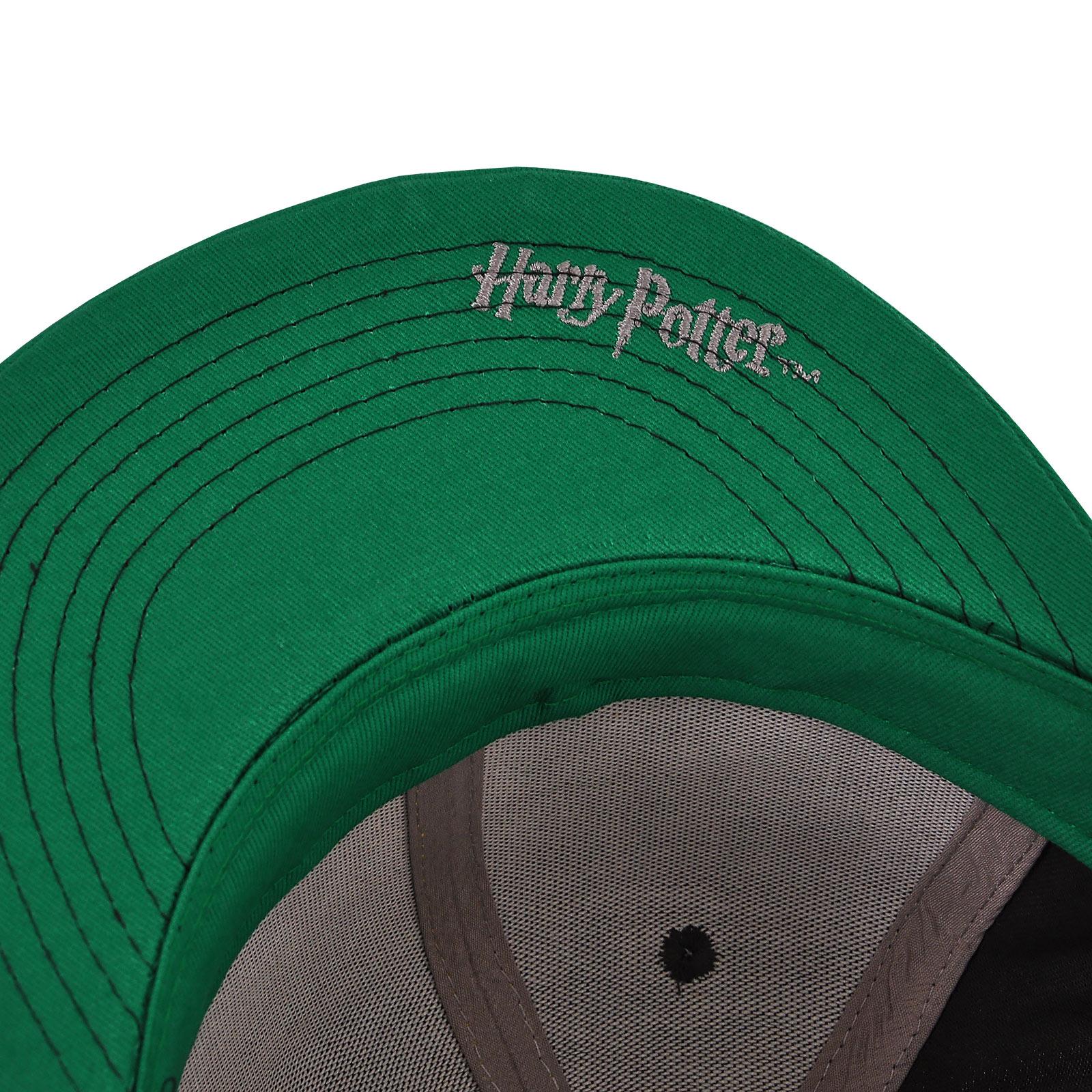 Harry Potter - Slytherin College Snapback Cap