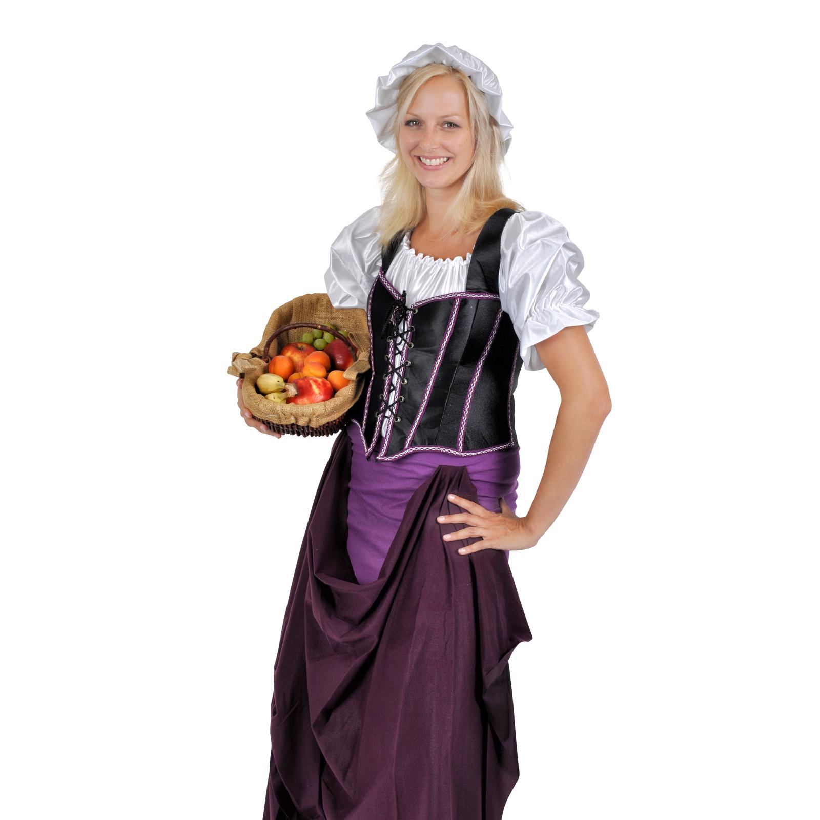 Wirtin - Mittelalterkostüm