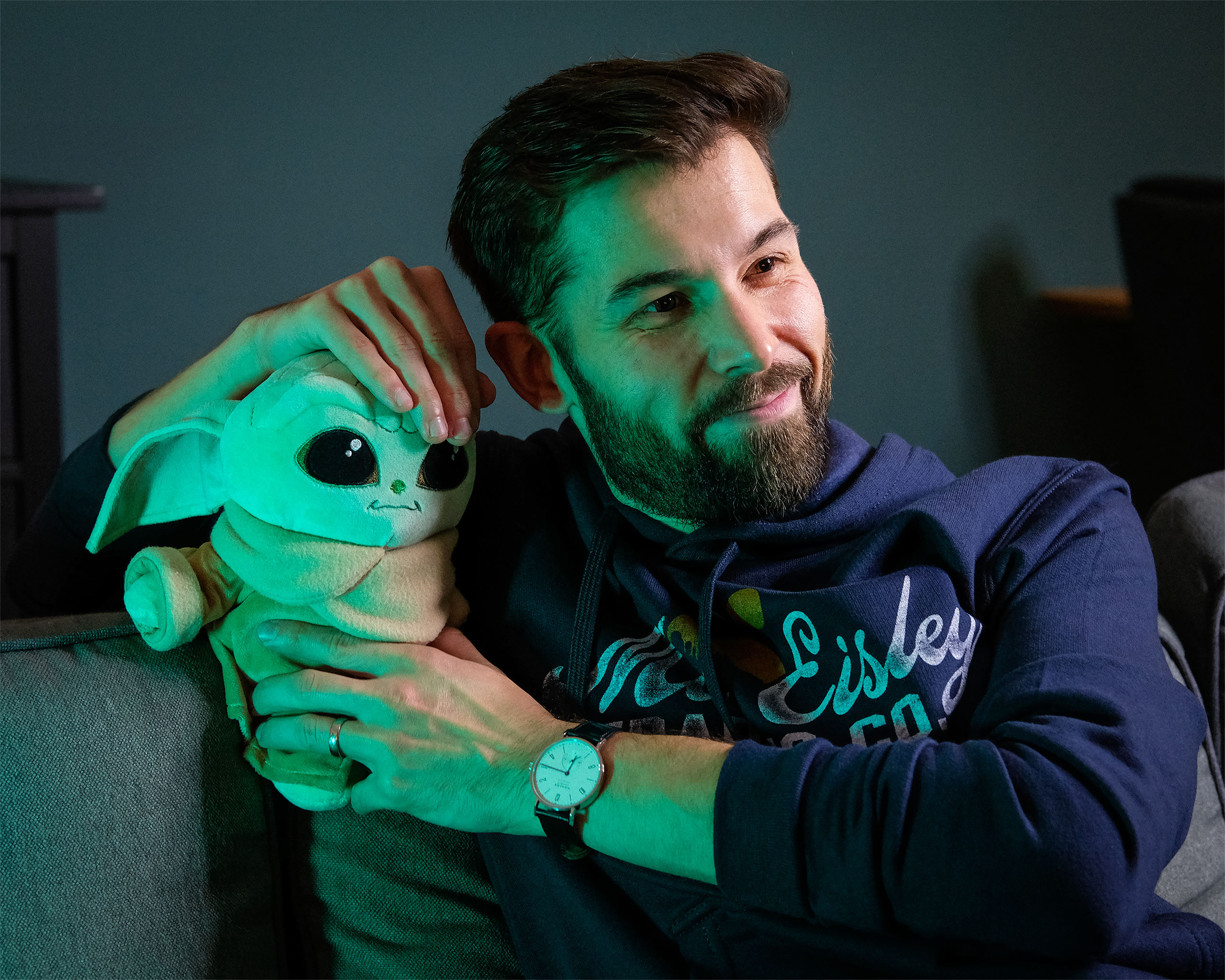 Star Wars - Mos Eisley Hoodie blau