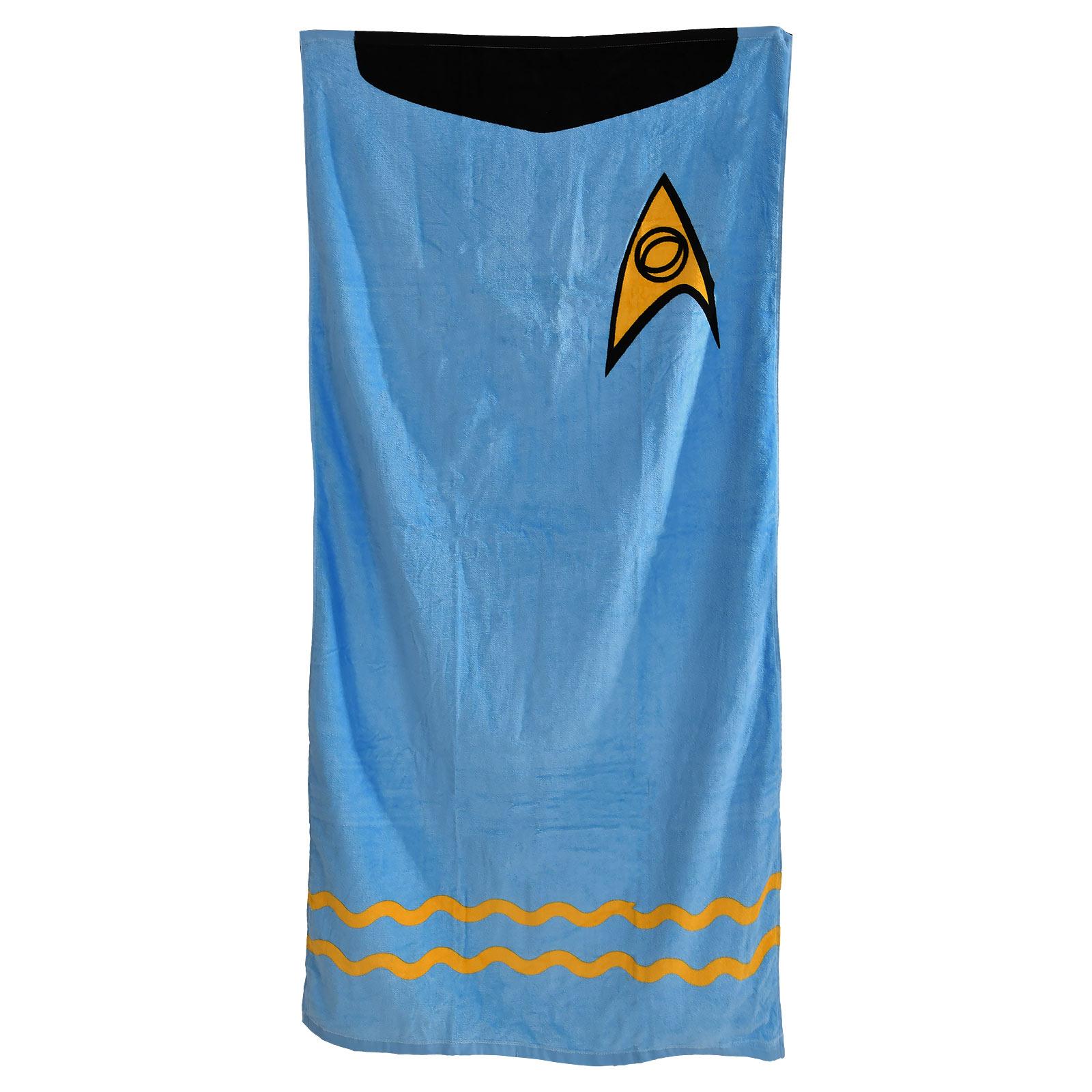 Star Trek - Spock Badetuch