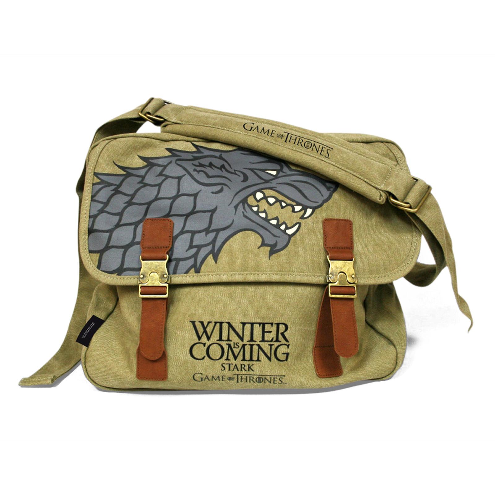 Game of Thrones - House Stark Tasche