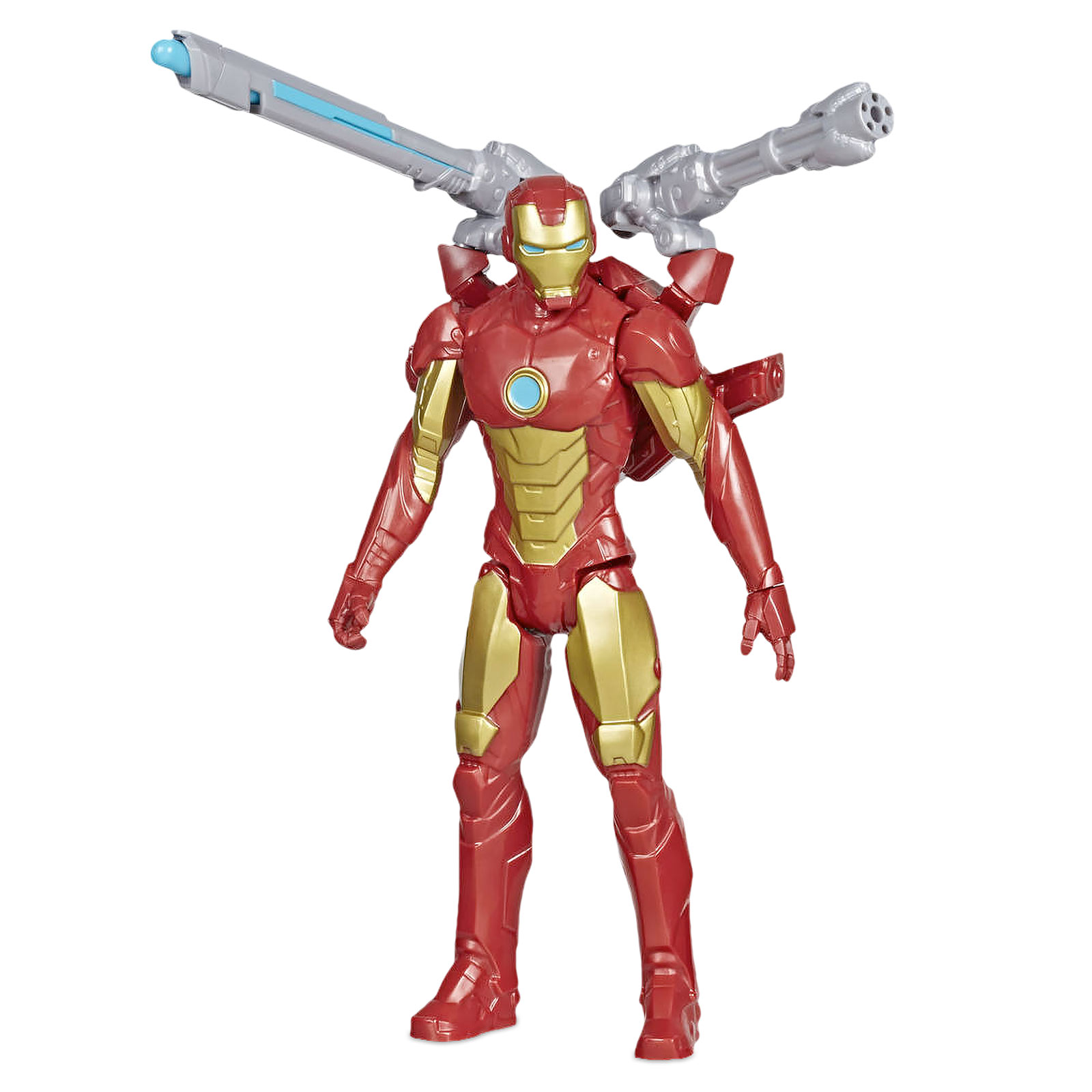Avengers - Iron Man Blast Gear Actionfigur 29 cm