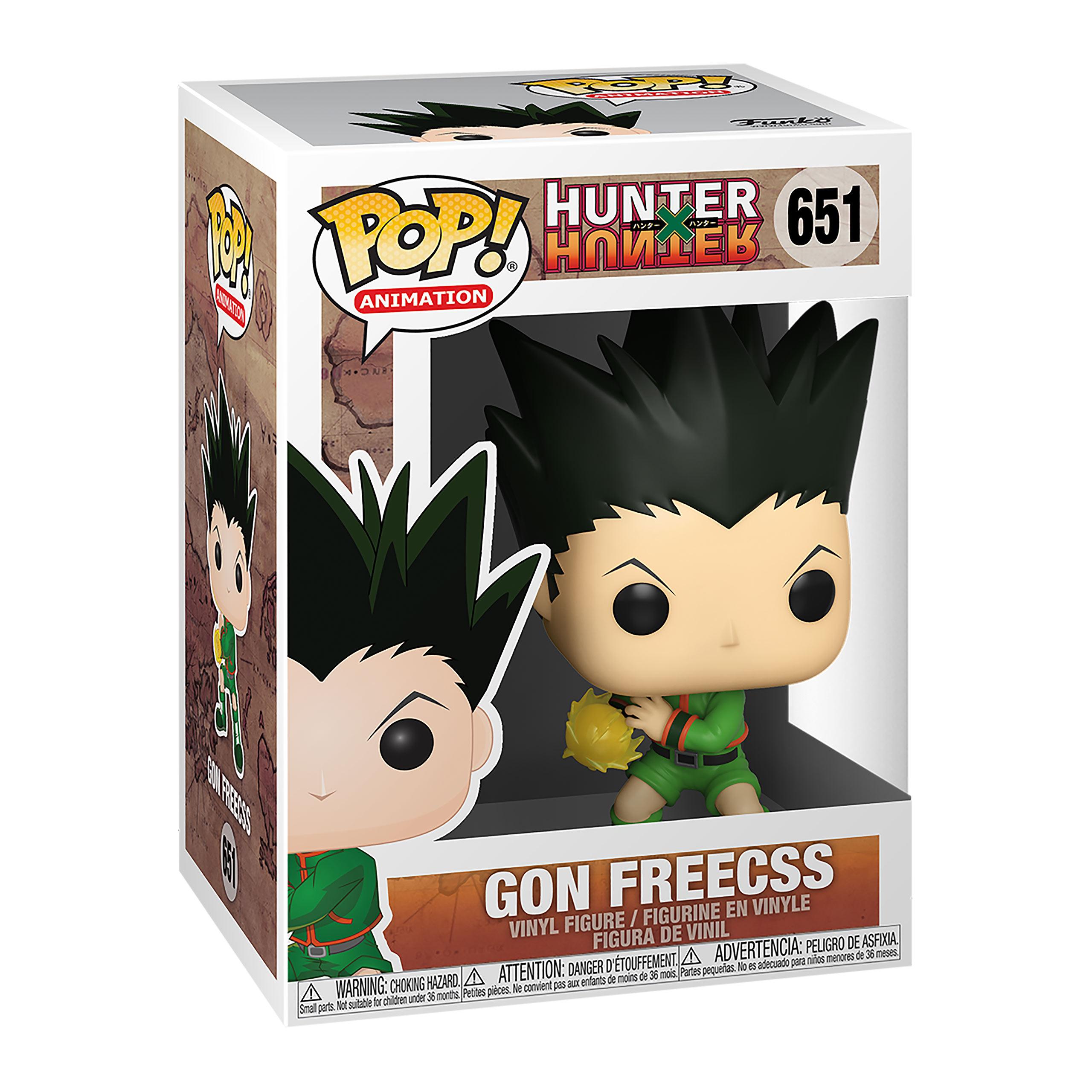 Hunter x Hunter - Gon Freecss Funko Pop Figur