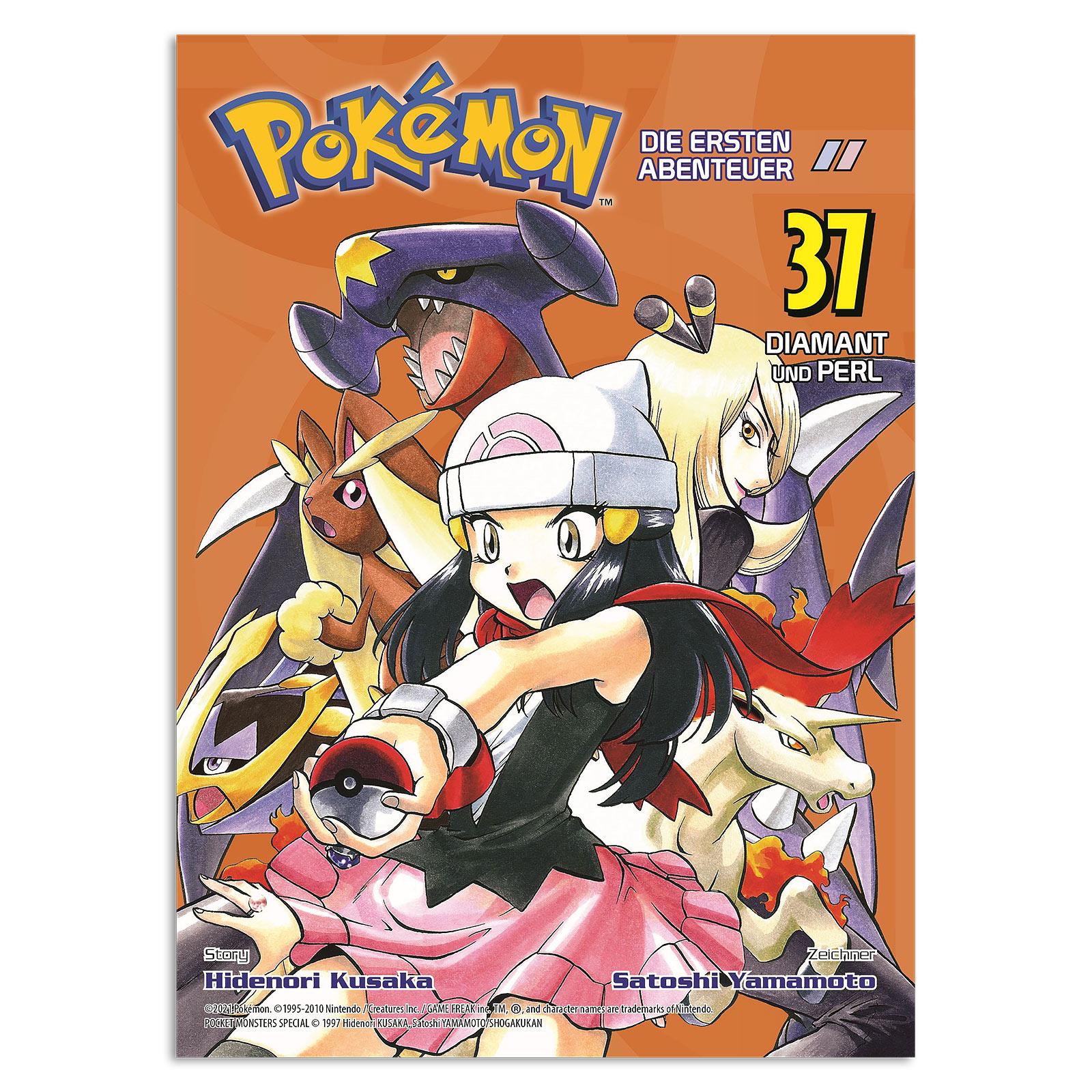 Pokémon - Die ersten Abenteuer Band 37 Taschenbücher