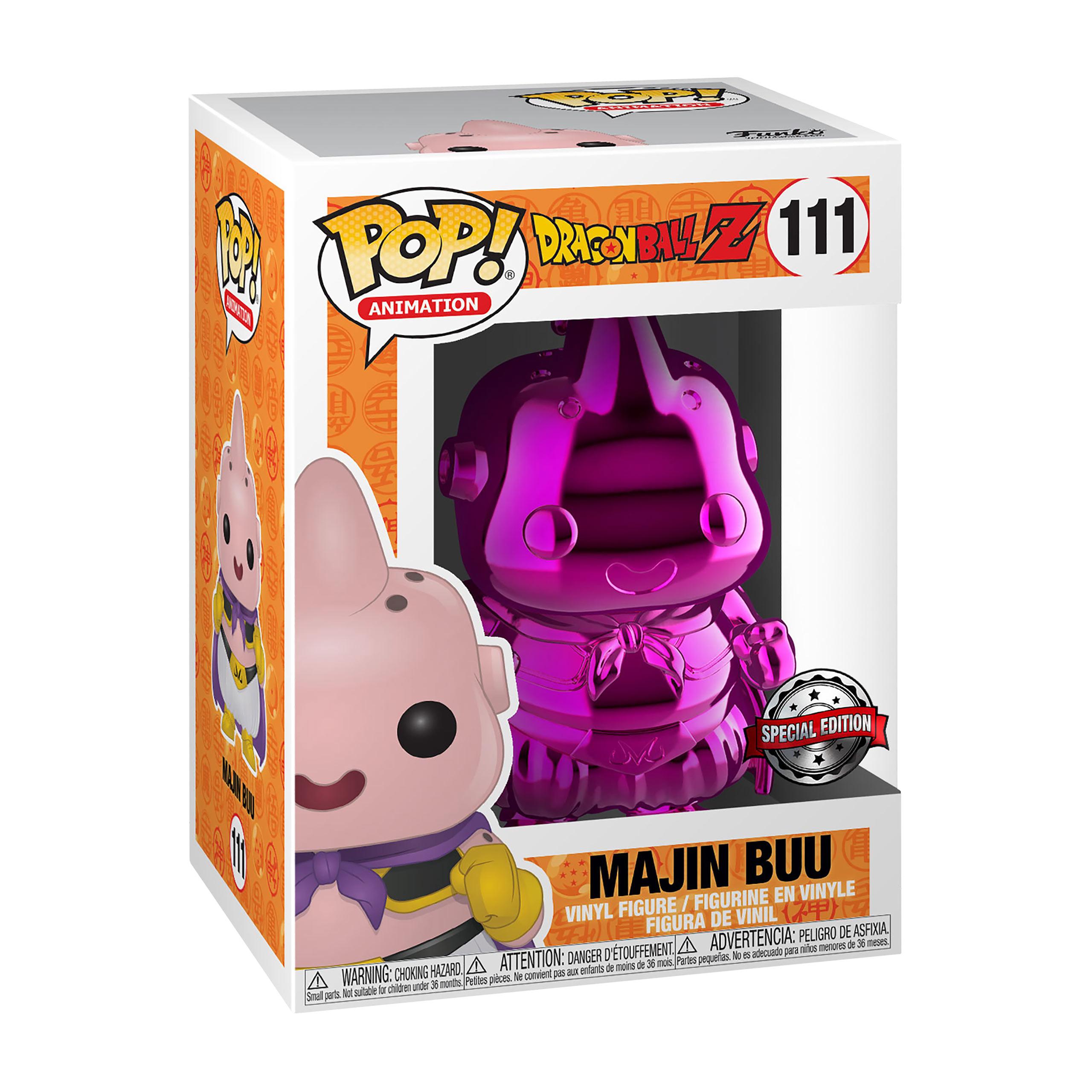 Dragon Ball Z - Majin Buu Funko Pop Figur