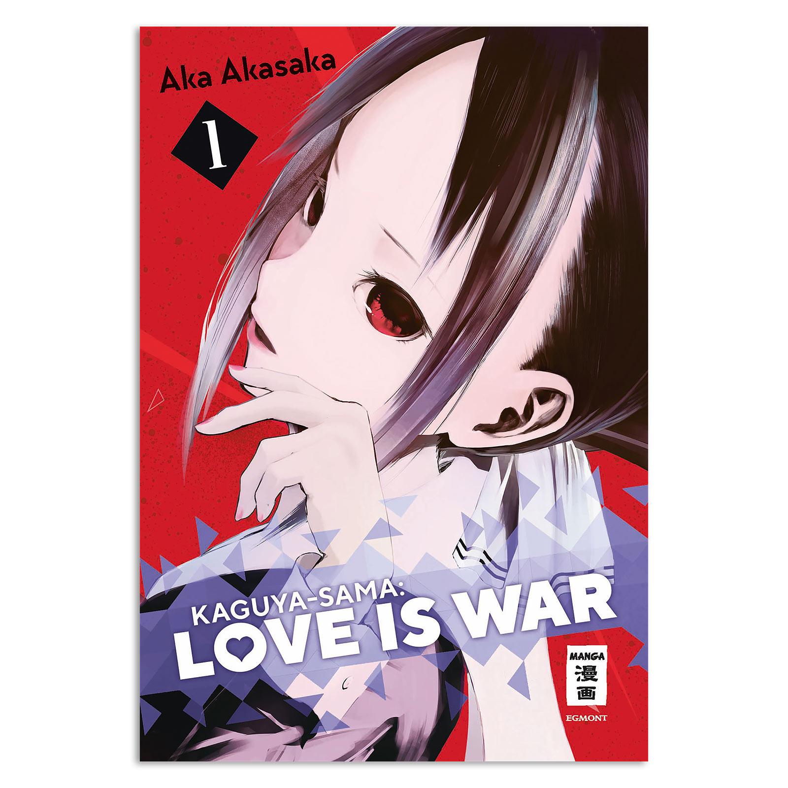 Kaguya-sama - Love is War Band 1 Taschenbuch