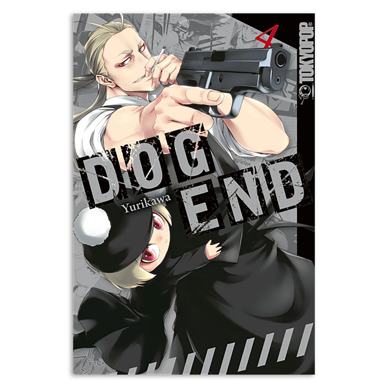 Dog End - Band 4 Taschenbuch