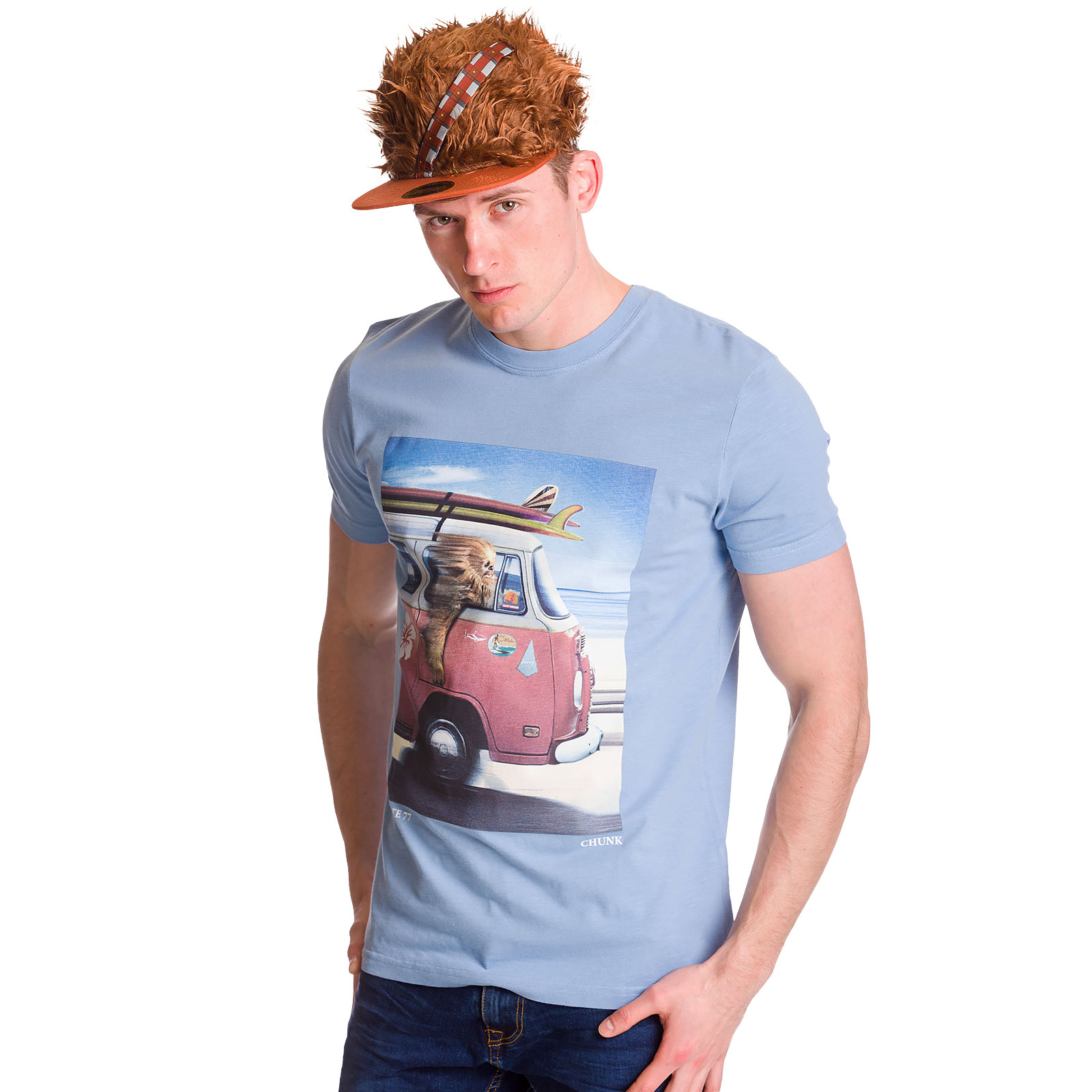 Star Wars - Wookiee On Route 77 T-Shirt