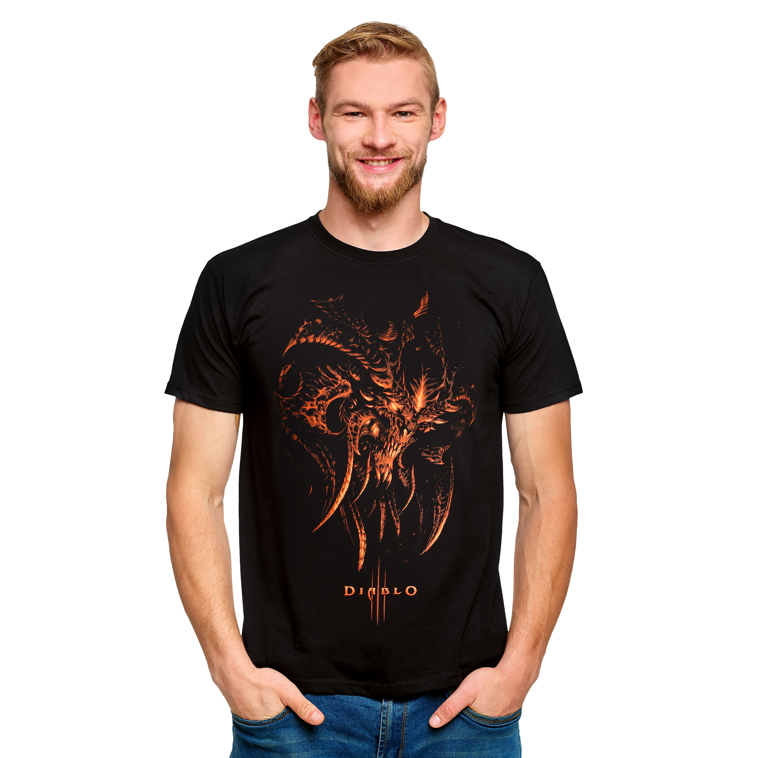Diablo - Lord of Terror T-Shirt schwarz