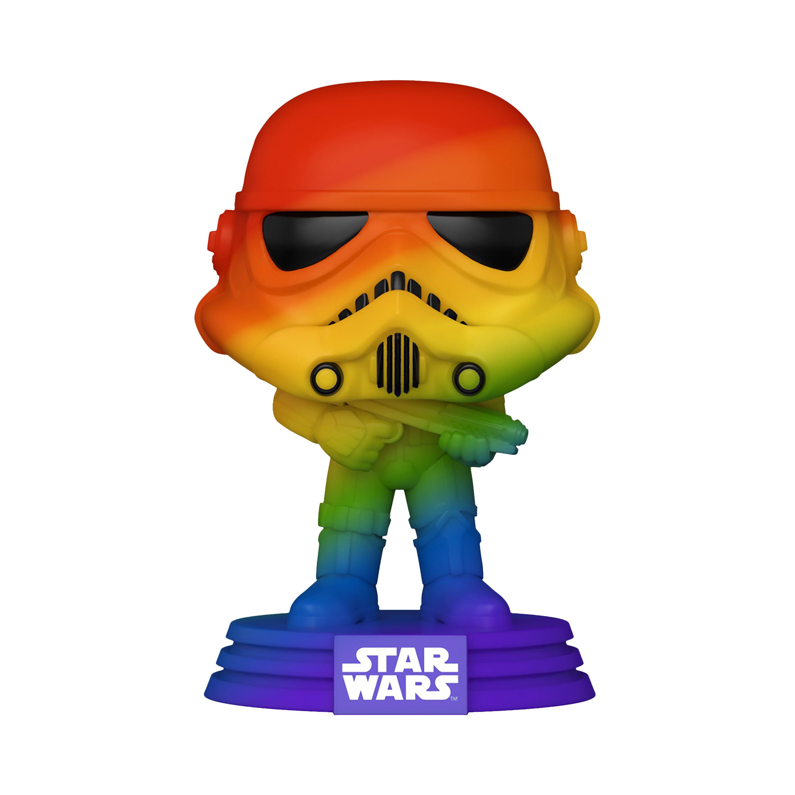 Star Wars - Stormtrooper Rainbow Funko Pop Figur
