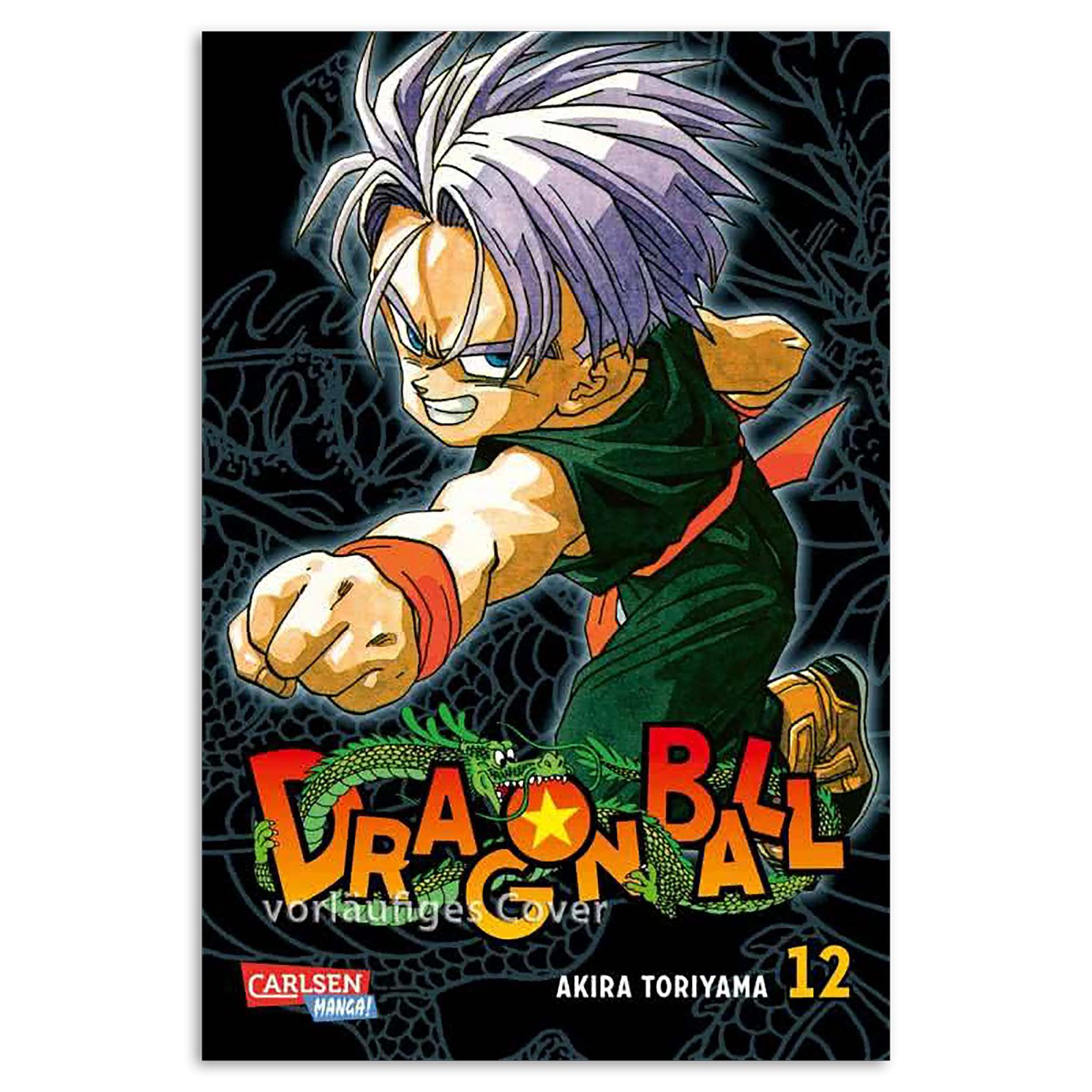 Dragon Ball - Sammelband 12 Taschenbuch
