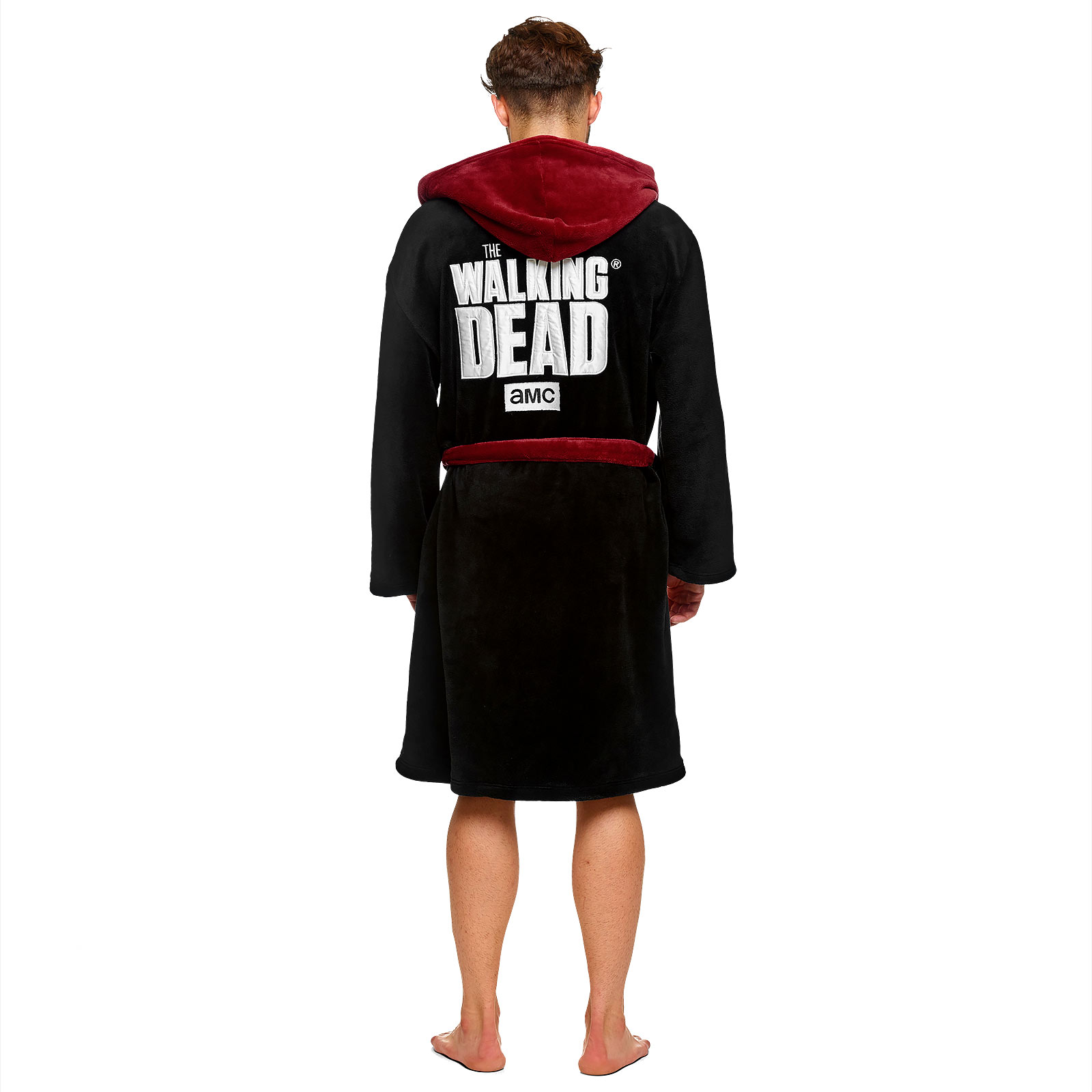 Walking Dead - Logo Bademantel