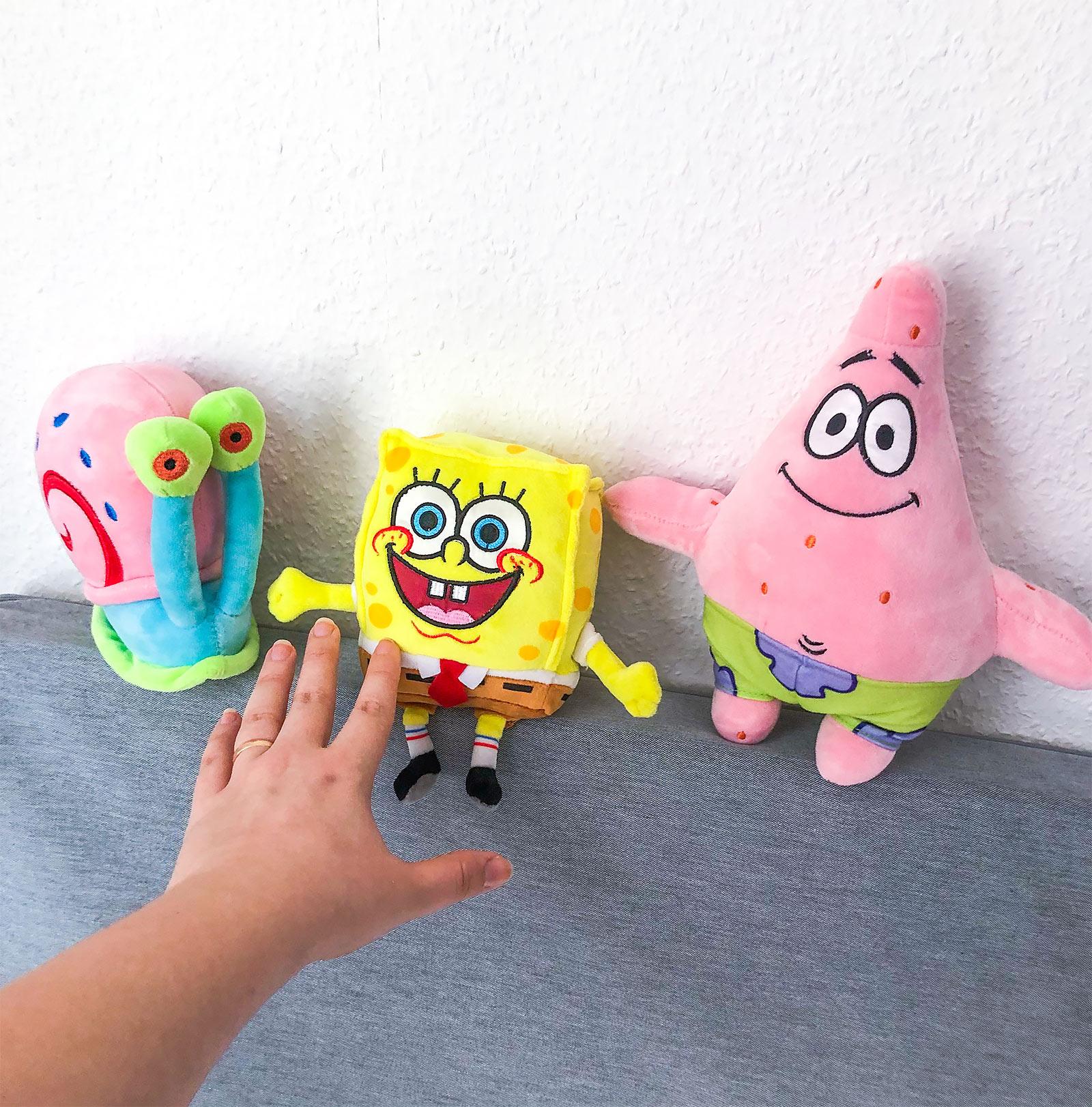 SpongeBob - Gary Plüsch Figur 16 cm