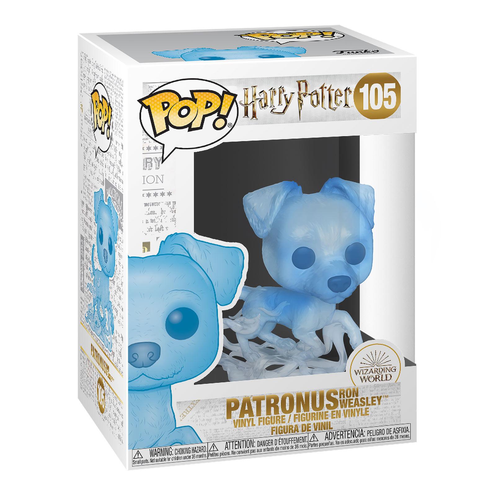Harry Potter - Ron Patronus Funko Pop Figur