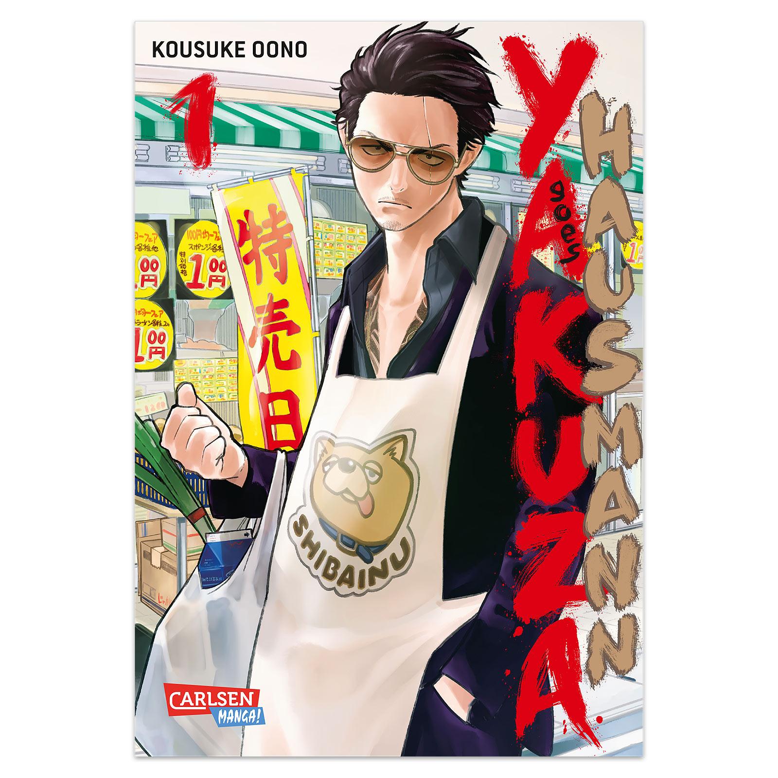 Yakuza goes Hausmann - Band 1 Taschenbuch