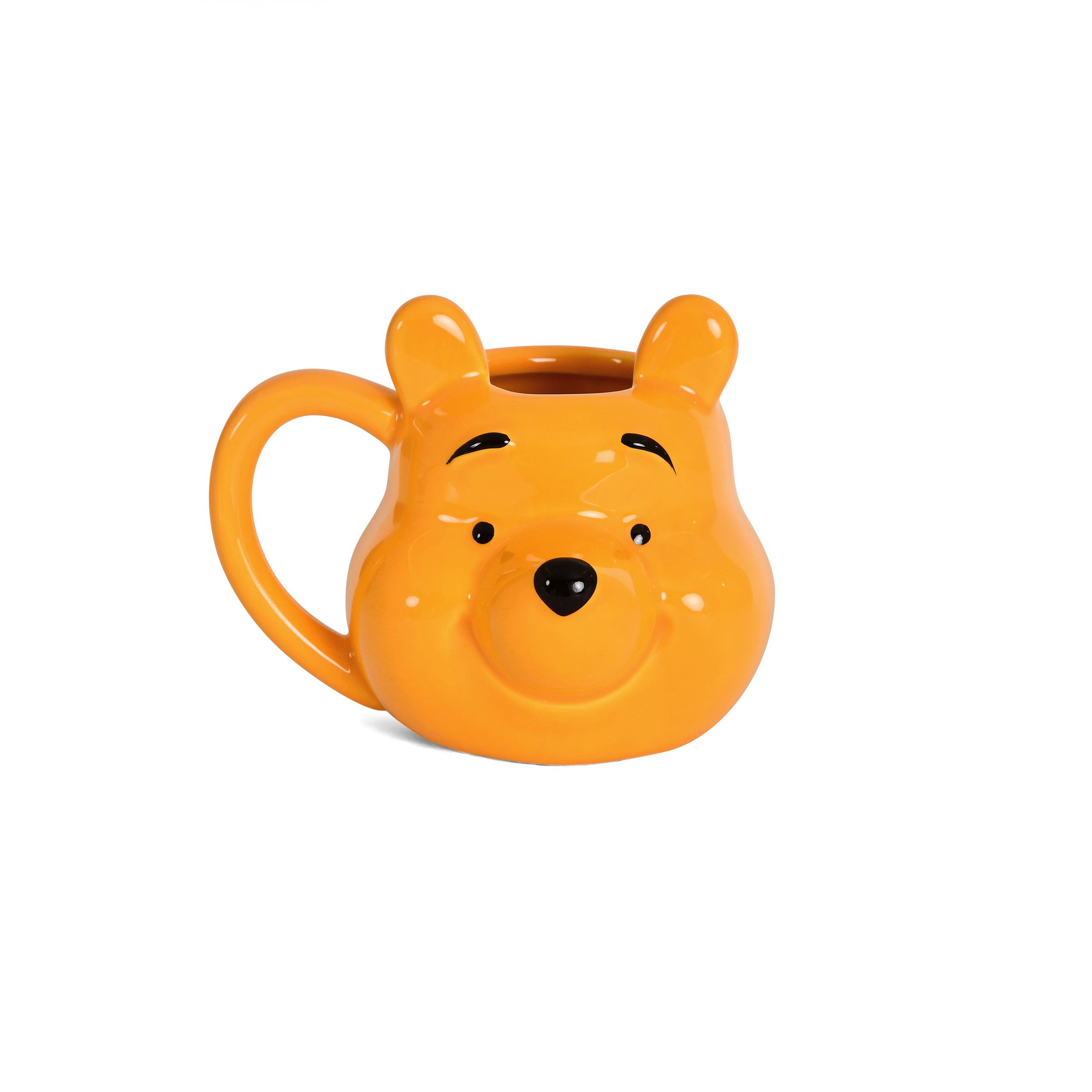 Winnie Puuh 3D Espresso Tasse