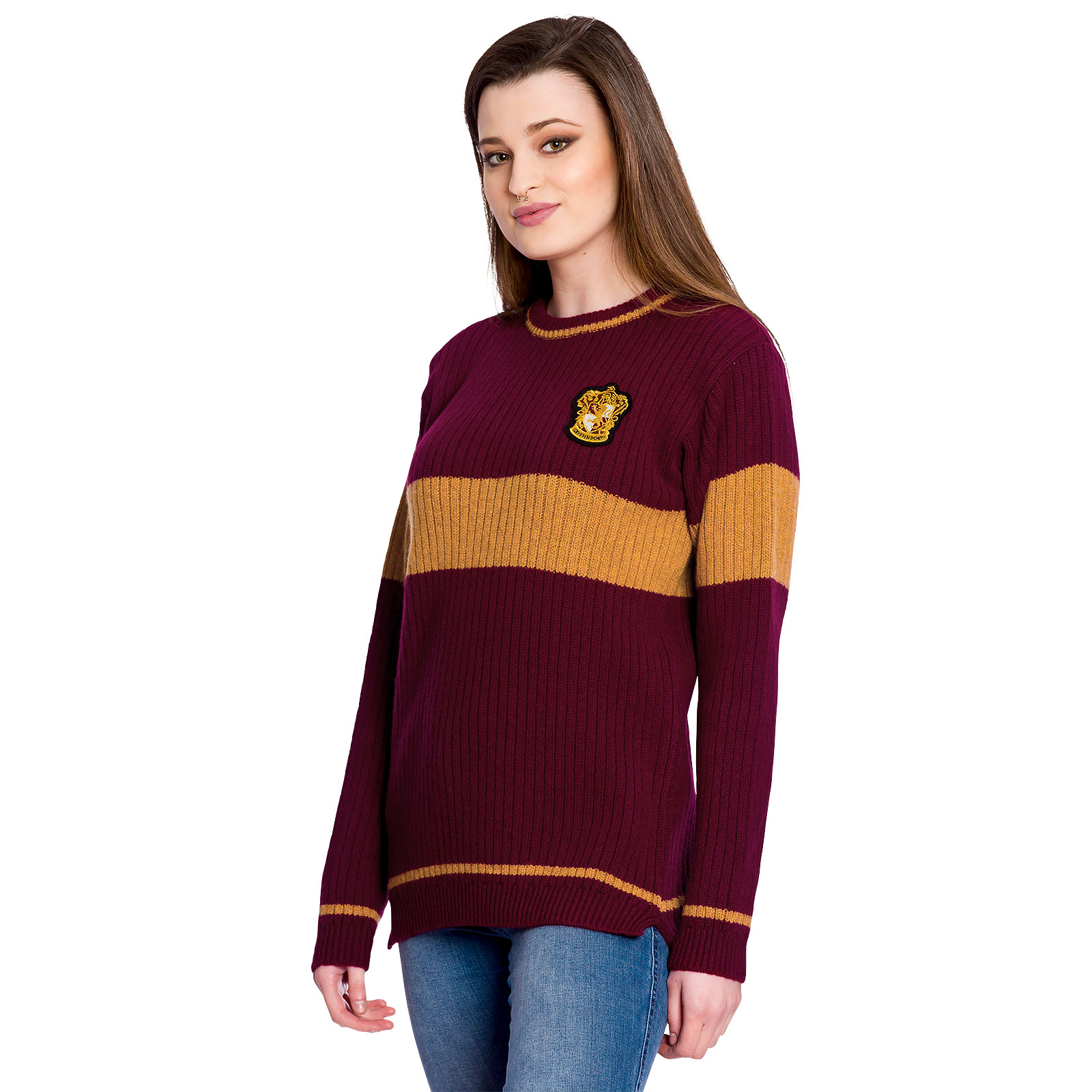Harry Potter - Quidditch Gryffindor Sweater