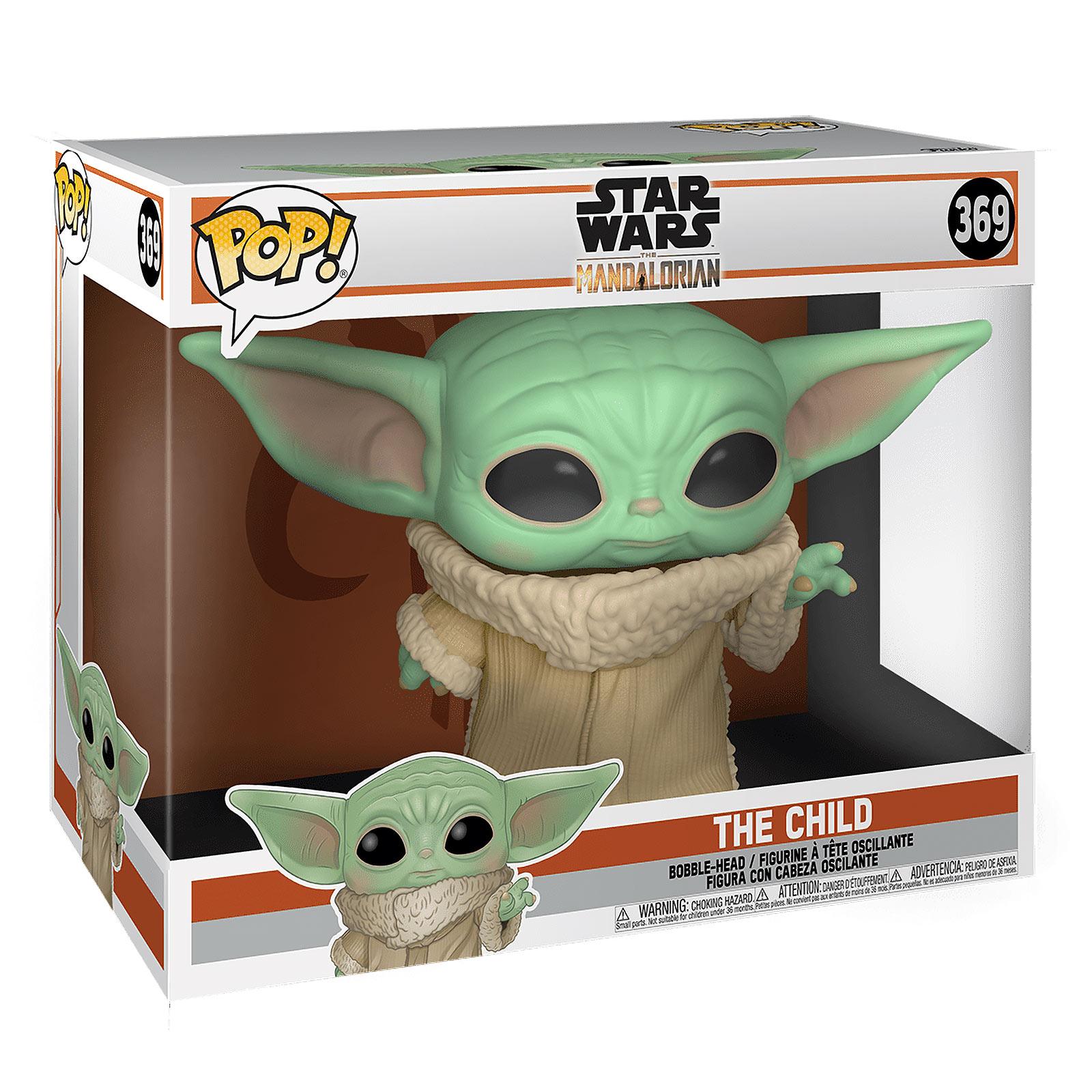The Child 25 cm Funko Pop Wackelkopf-Figur - Star Wars The Mandalorian
