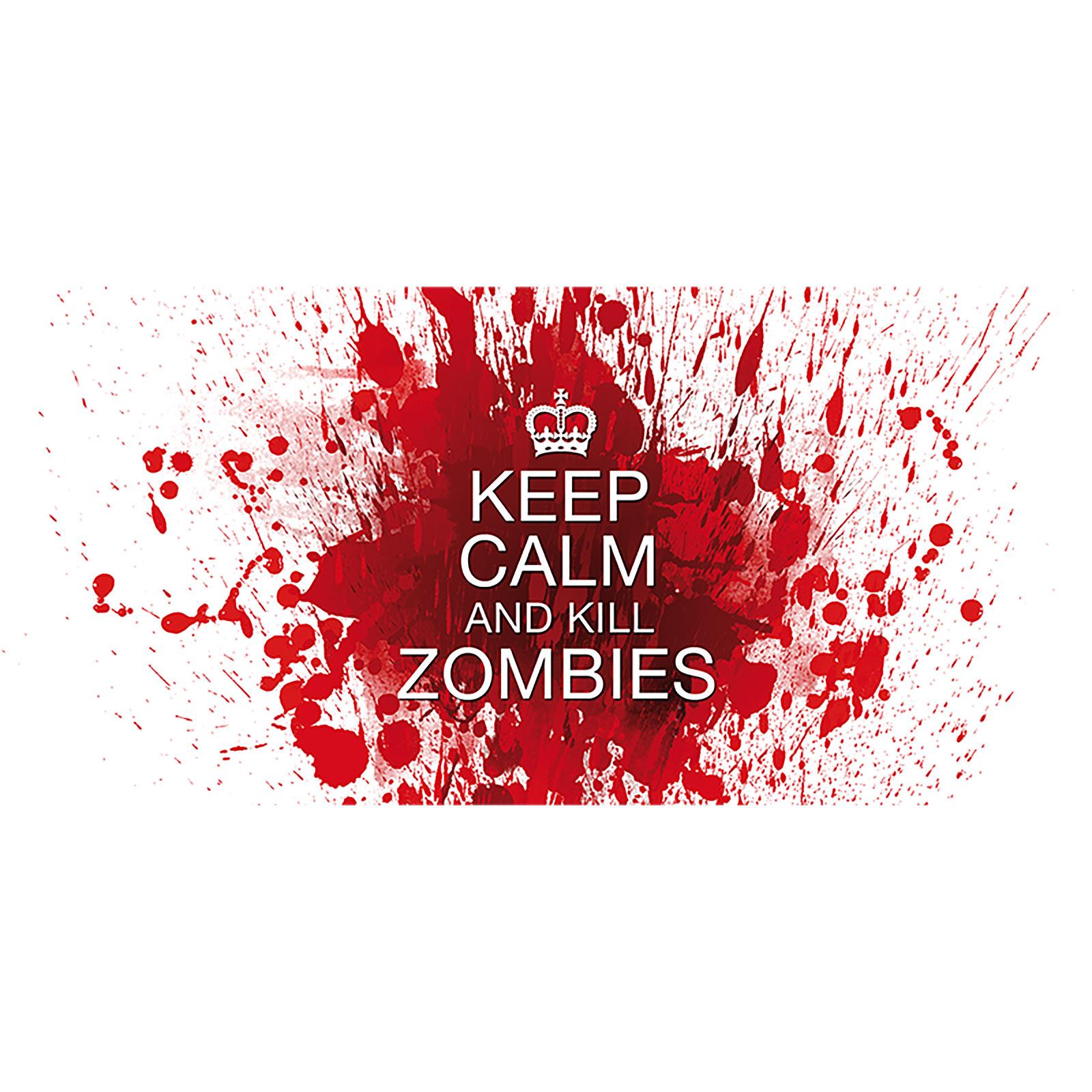 Kill Zombies Tasse