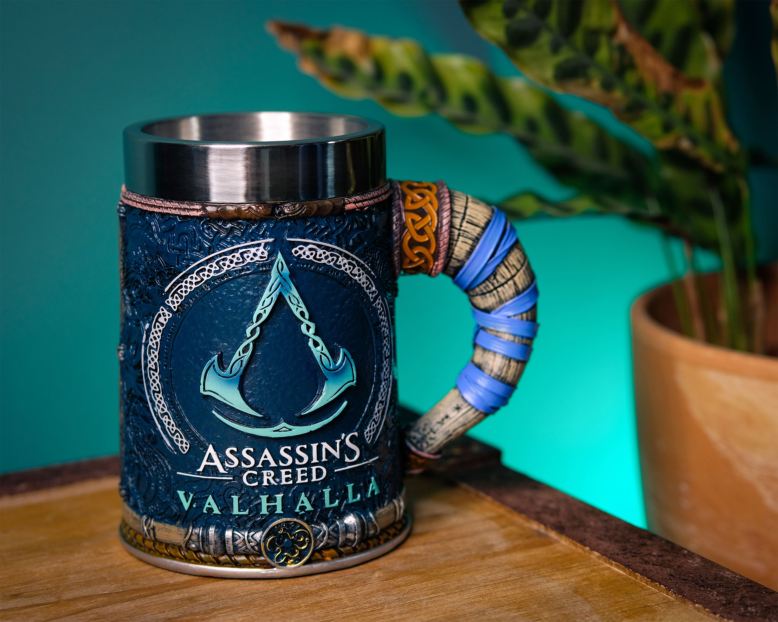 Assassin's Creed - Valhalla Logo Krug deluxe