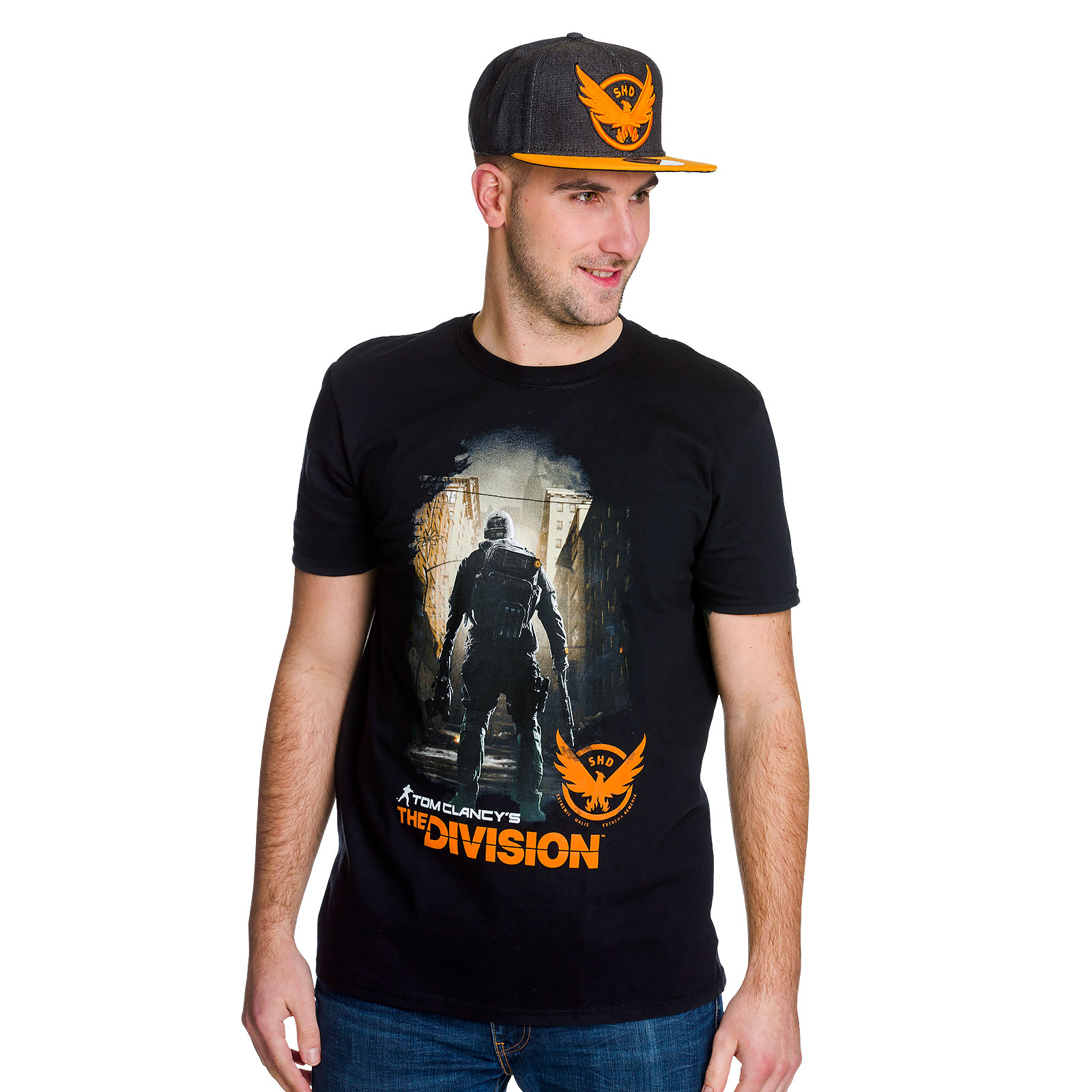 The Division - Operation Dark Winter T-Shirt schwarz