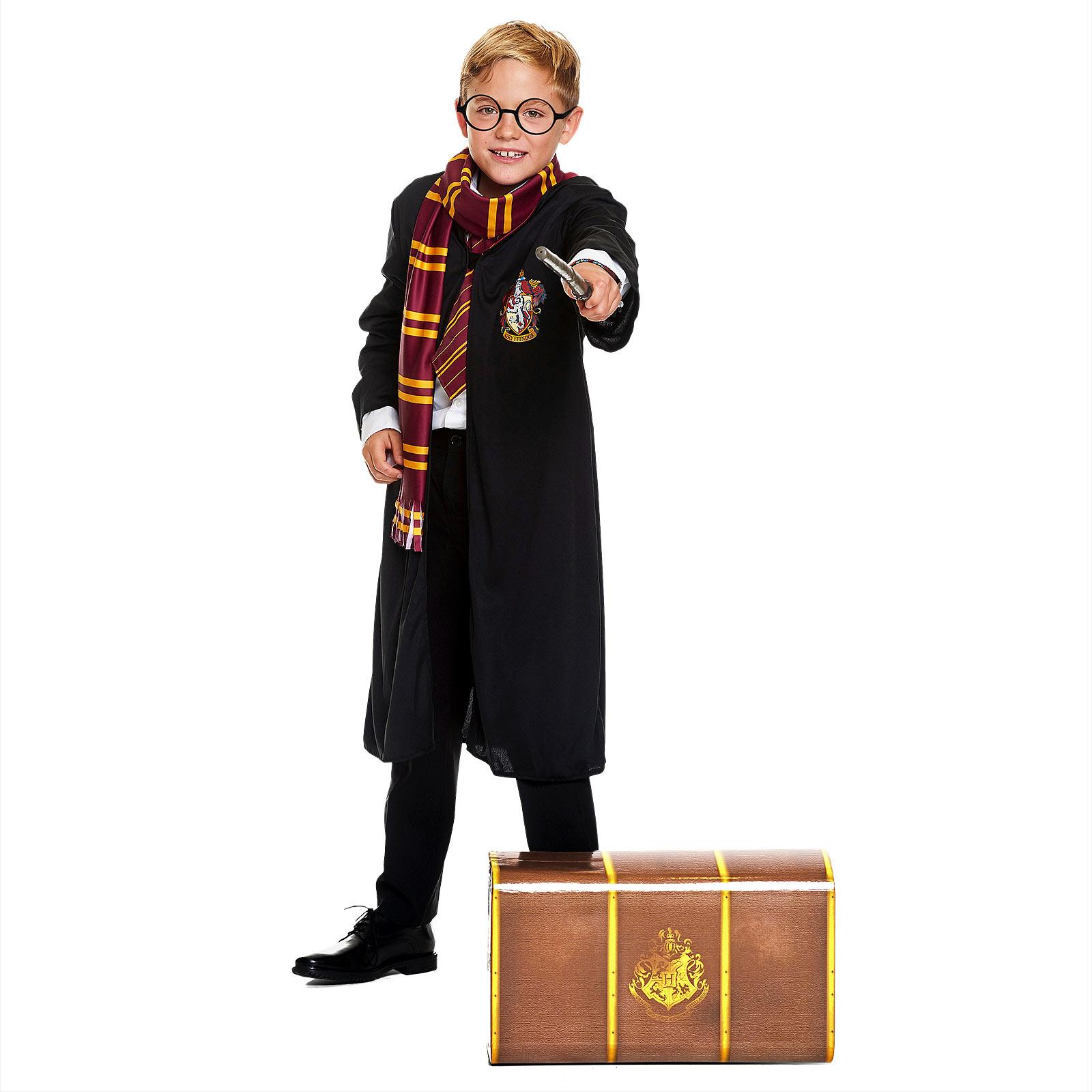 Harry Potter - Kostüm-Set Kinder in Koffer Box