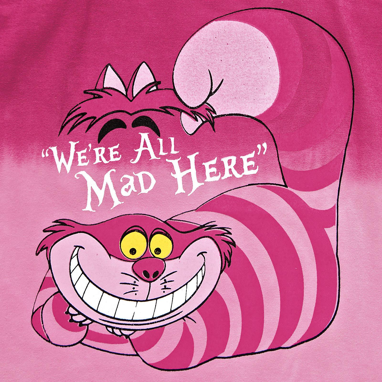 Alice im Wunderland - Grinsekatze Tank Top pink