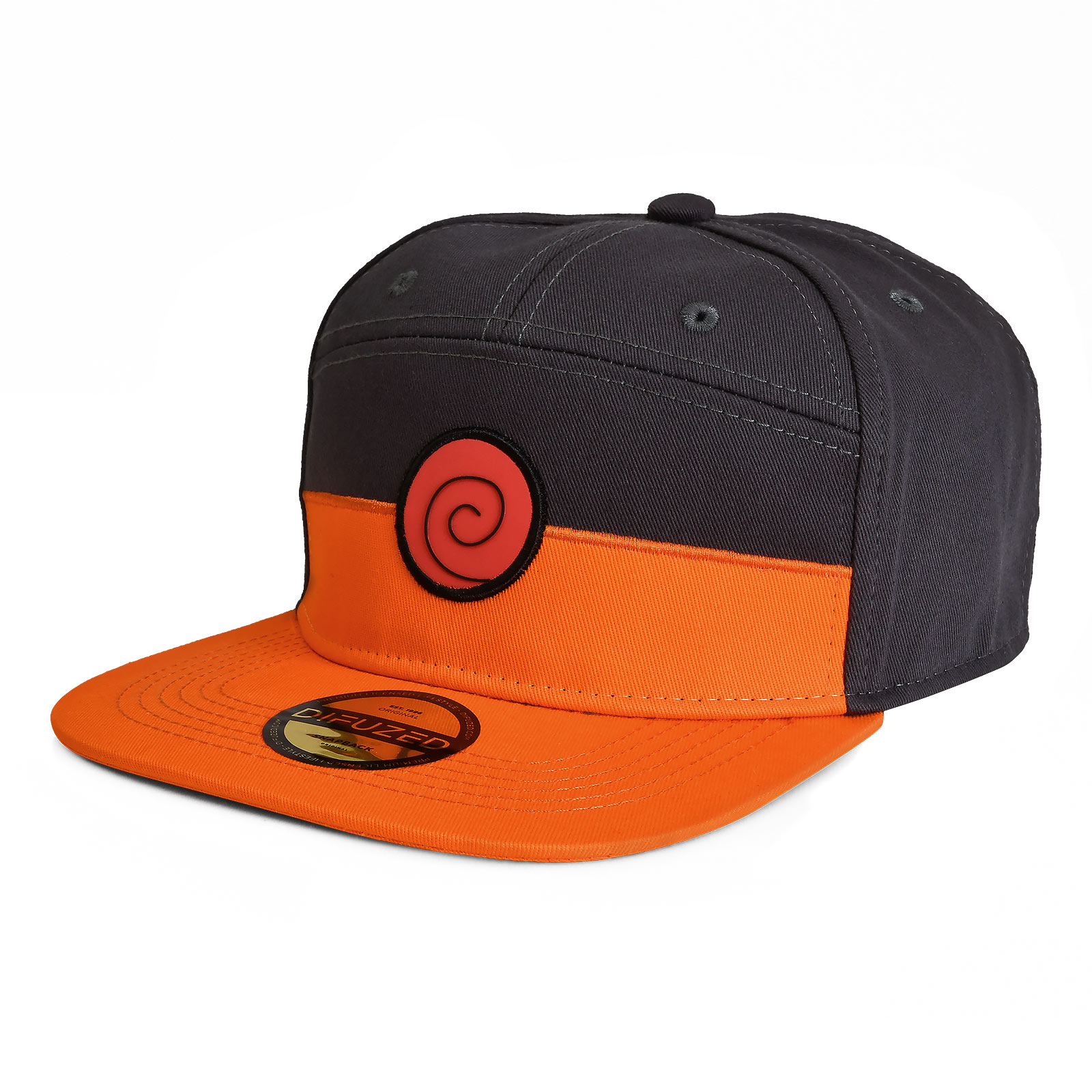 Naruto - Uzumaki Clan Symbol Snapback Cap