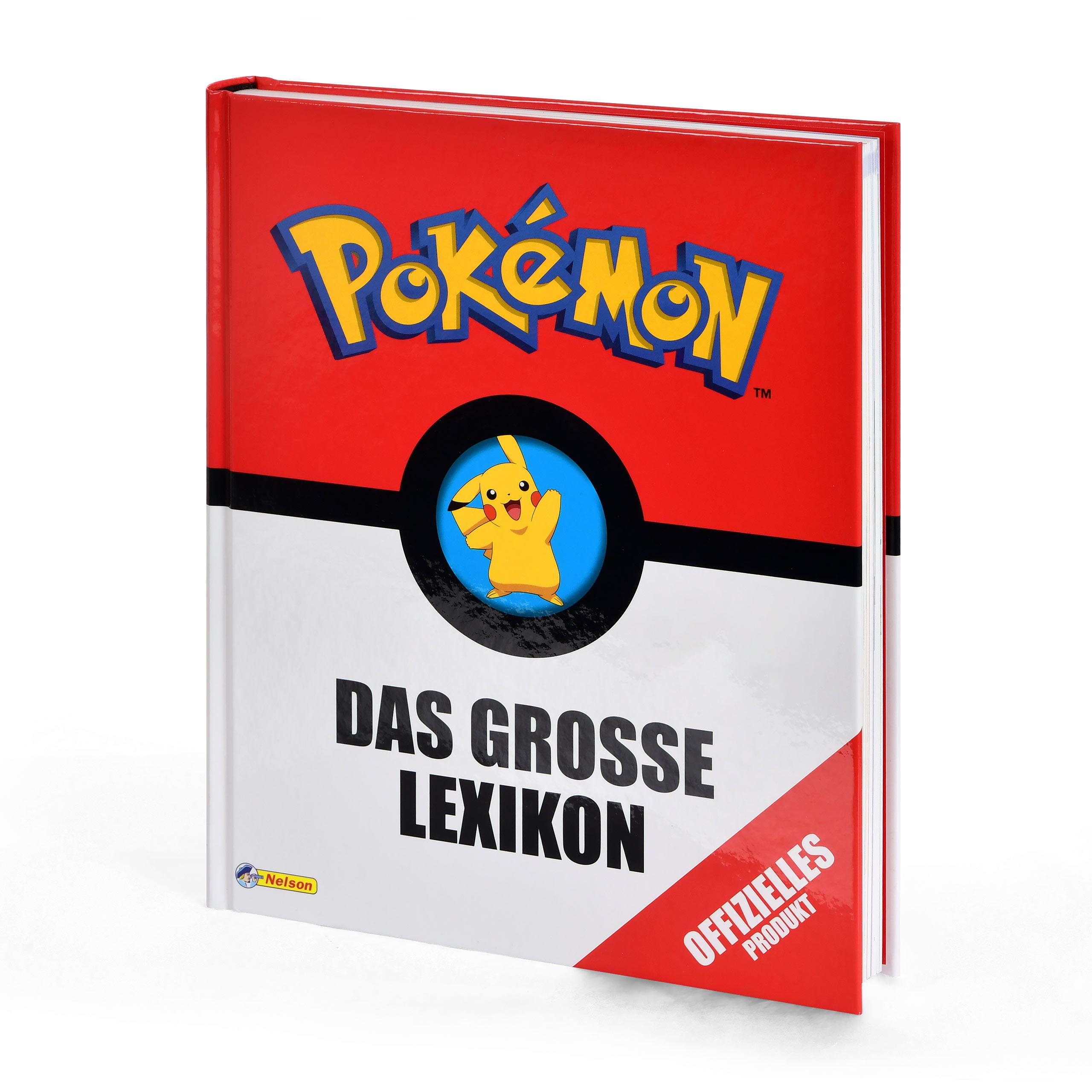 Pokemon - Das große Lexikon