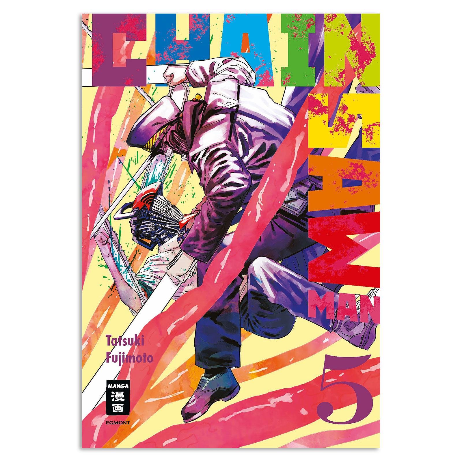 Chainsaw Man - Band 5 Taschenbuch