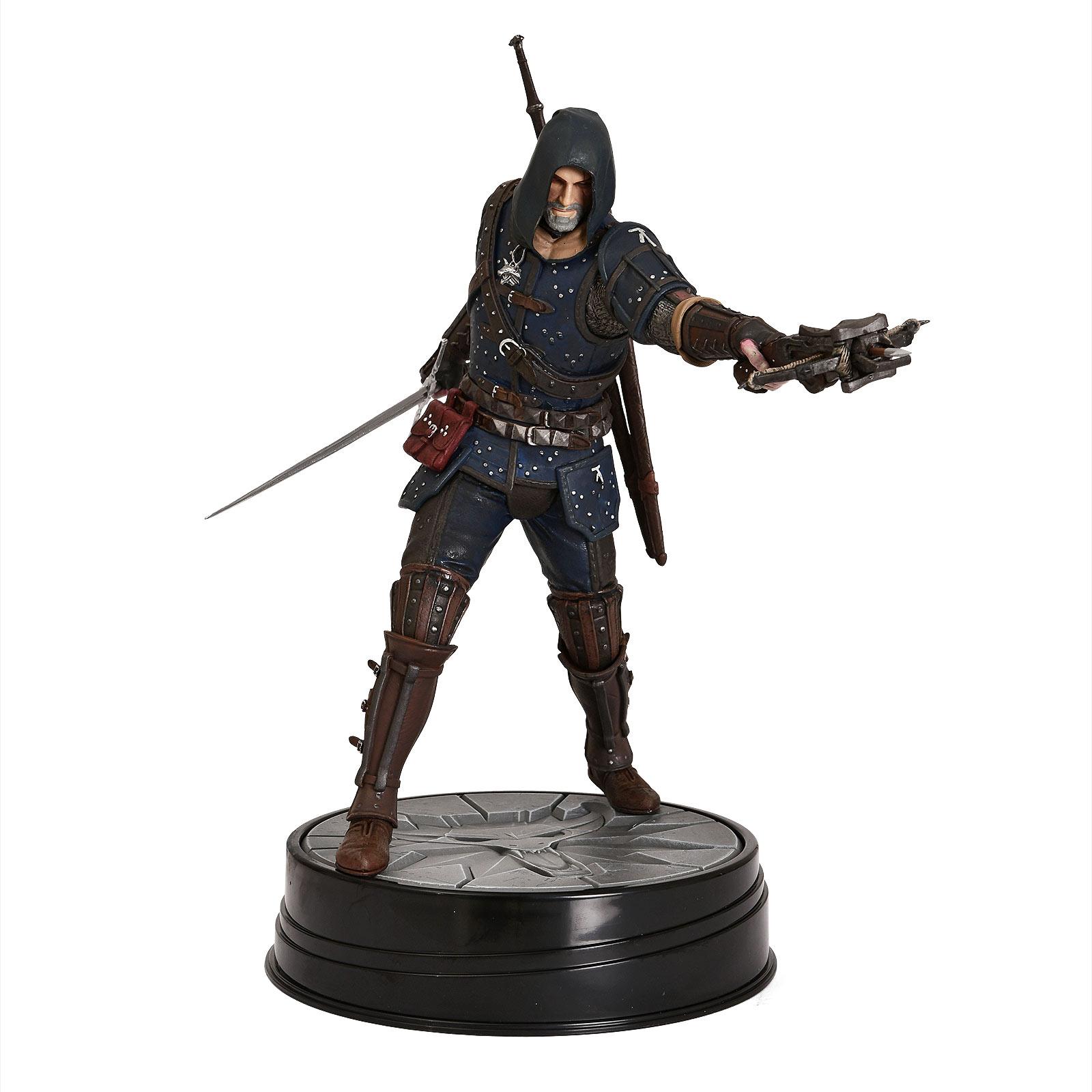 Witcher - Geralt Grandmaster Feline Statue 27 cm