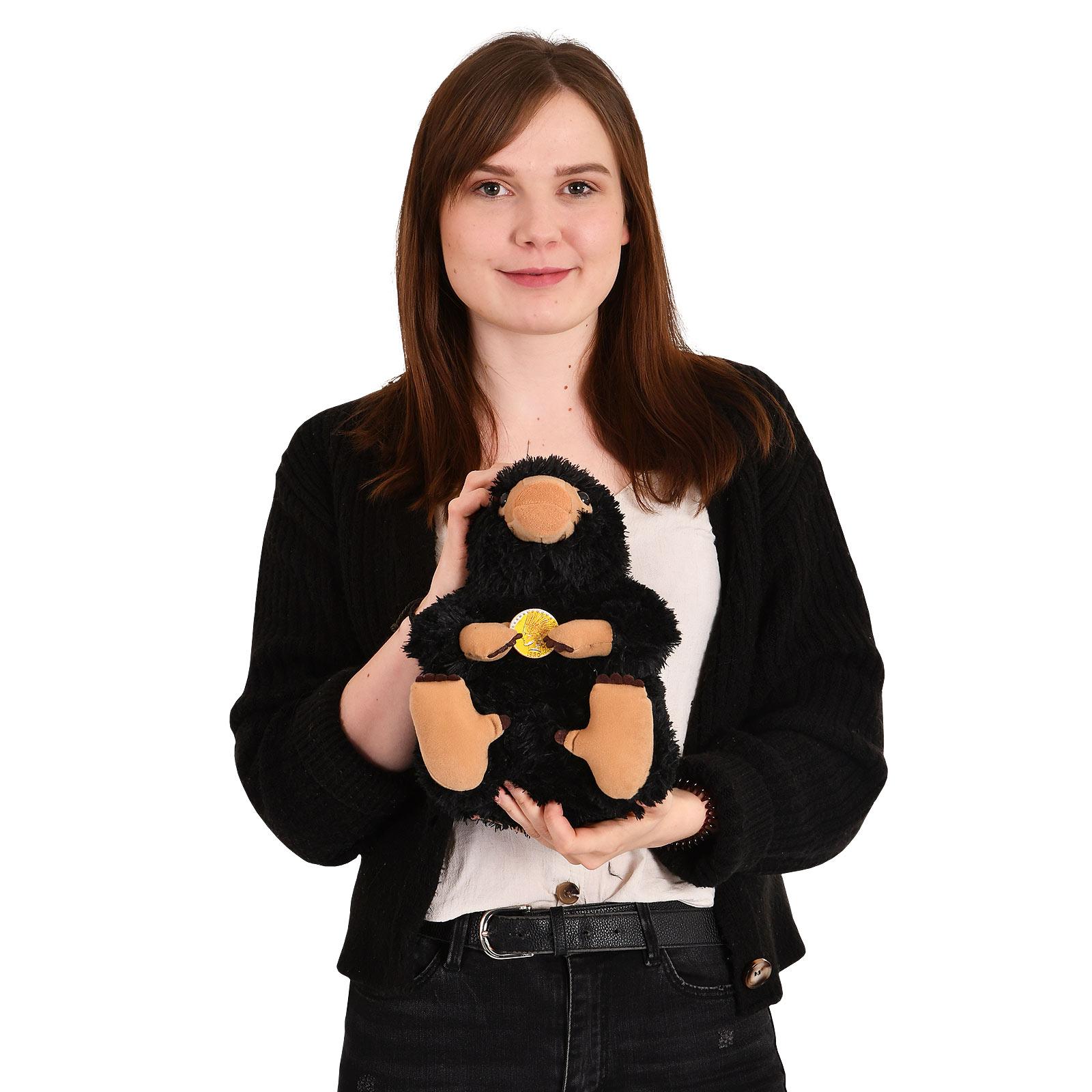 Niffler Plüsch Figur 25 cm - Phantastische Tierwesen