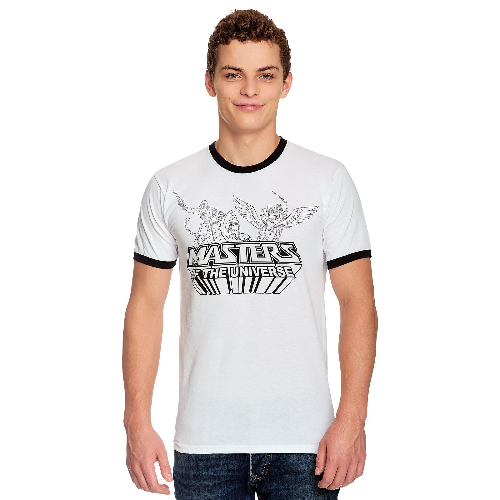 Masters of the Universe - He-Man & She-Ra T-Shirt