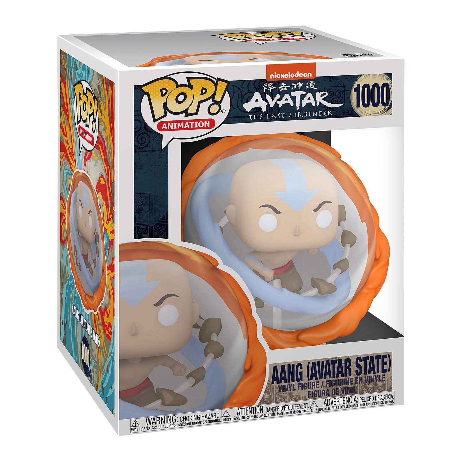 Avatar- Aang Avatar State Funko Pop Figur 12,5 cm