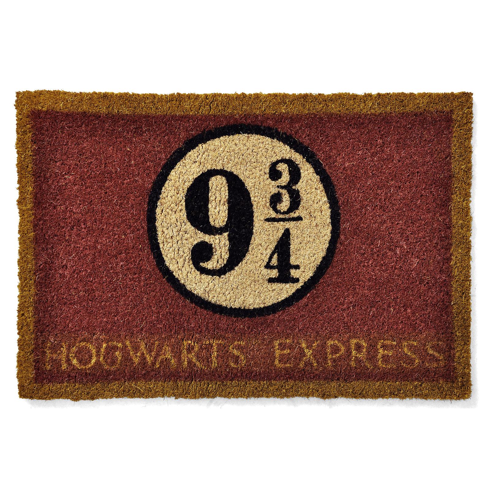 Harry Potter - 9 3/4 Hogwarts Express Fußmatte