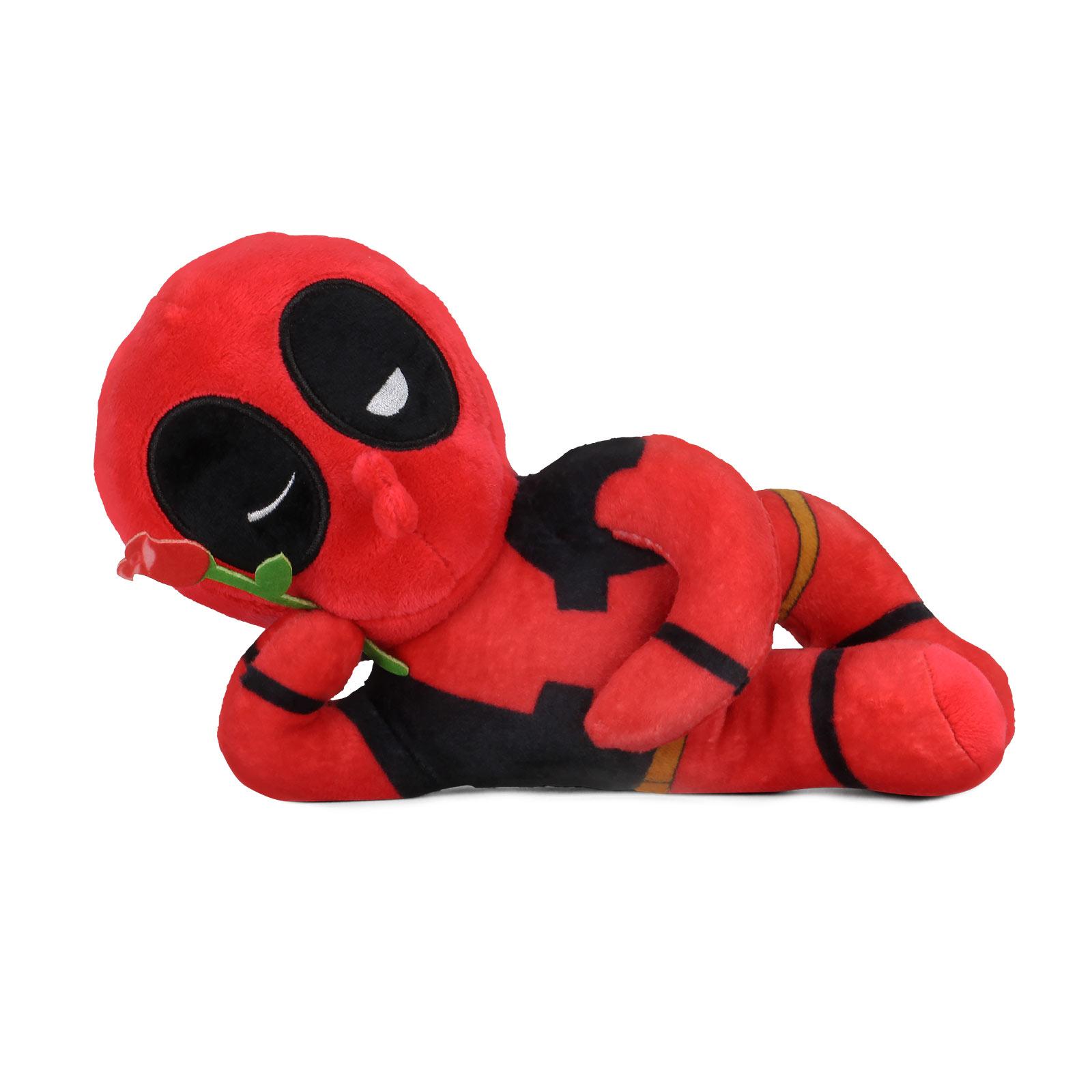 Deadpool Pose Phunny Plüsch Figur 21 cm