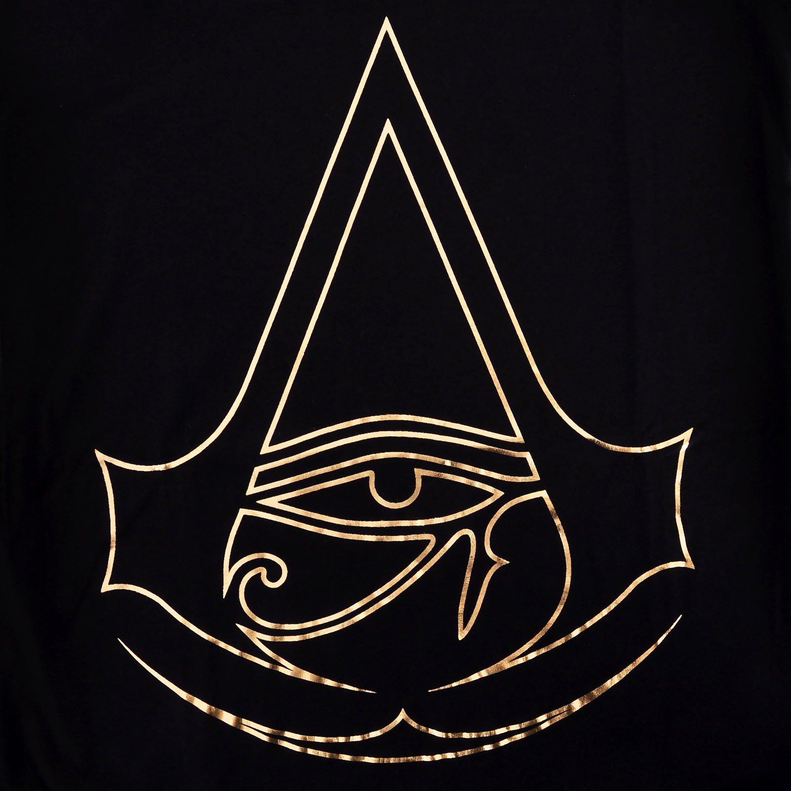 Assassins Creed - Origins Logo Tank Top schwarz