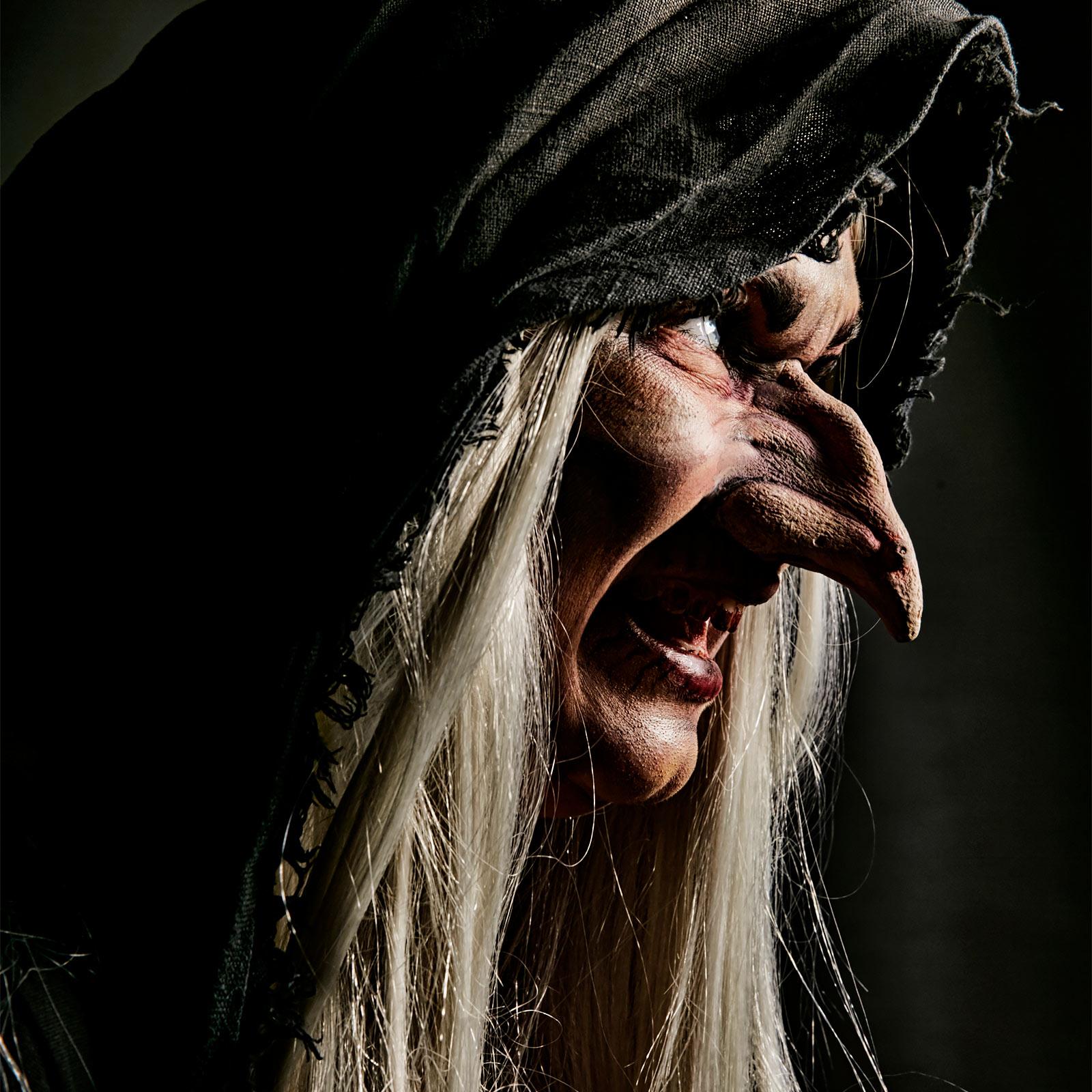 Hexen-Nase aus Latex
