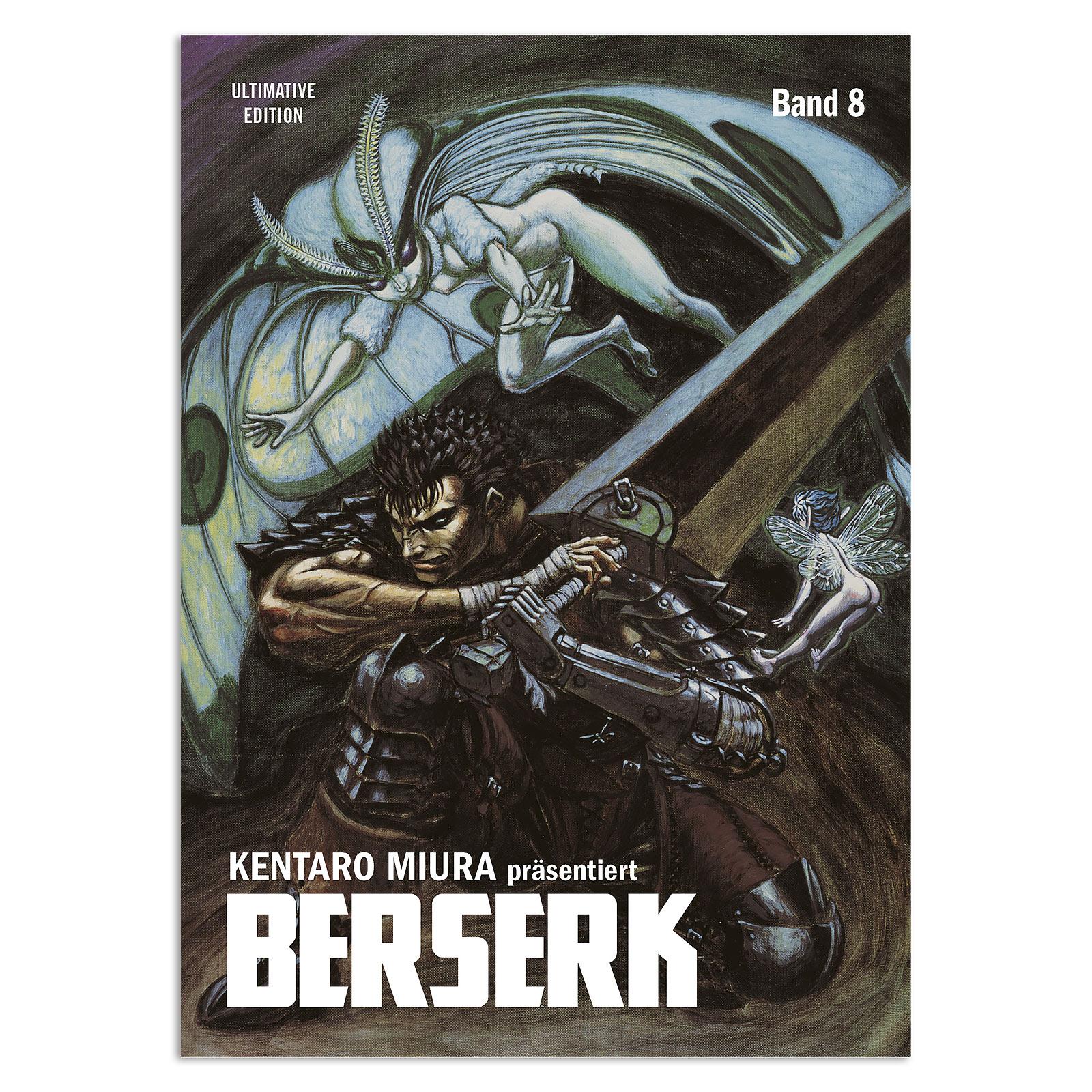 Berserk - Band 8 Taschenbuch Ultimate Edition
