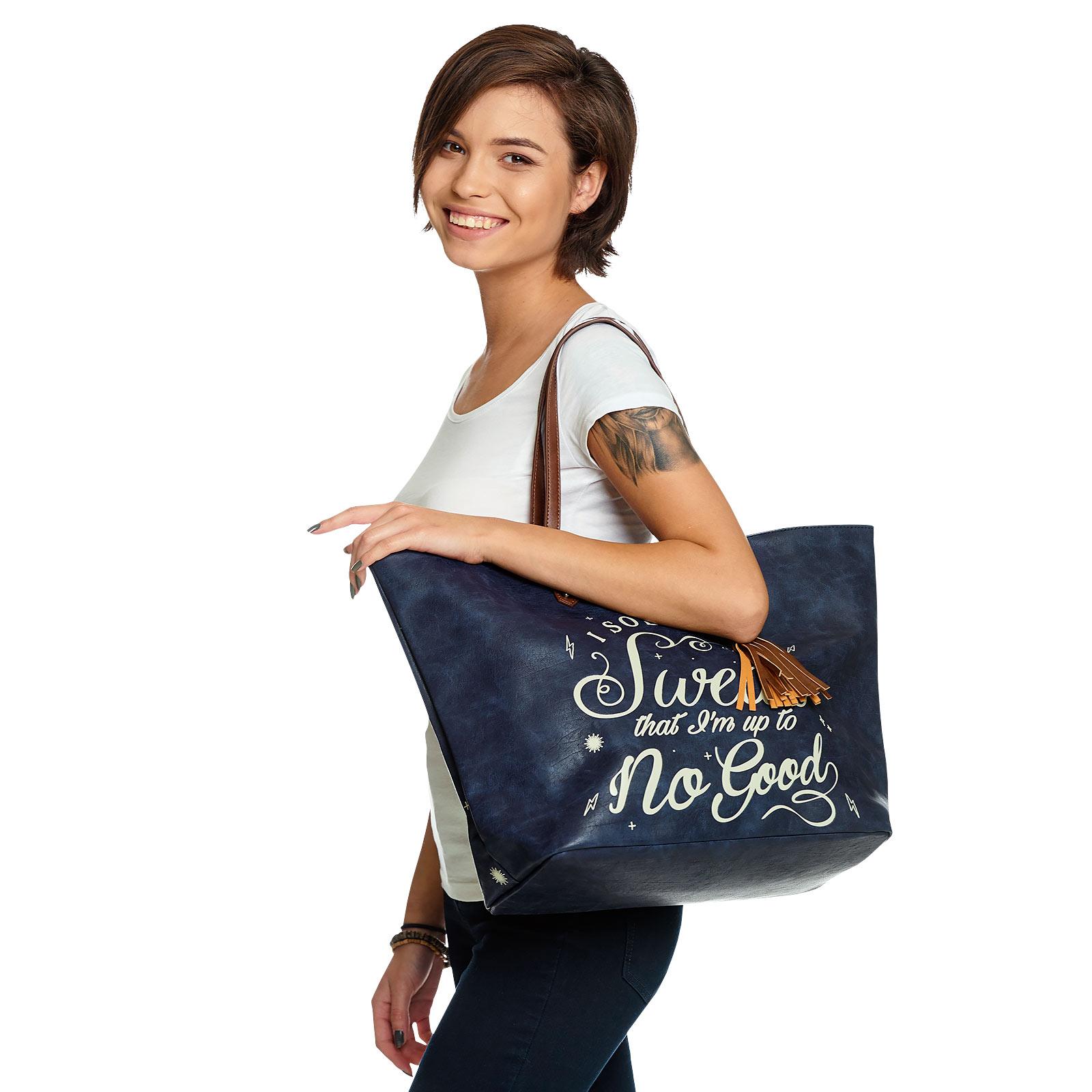 Harry Potter - Karte des Rumtreibers Shopper Tasche