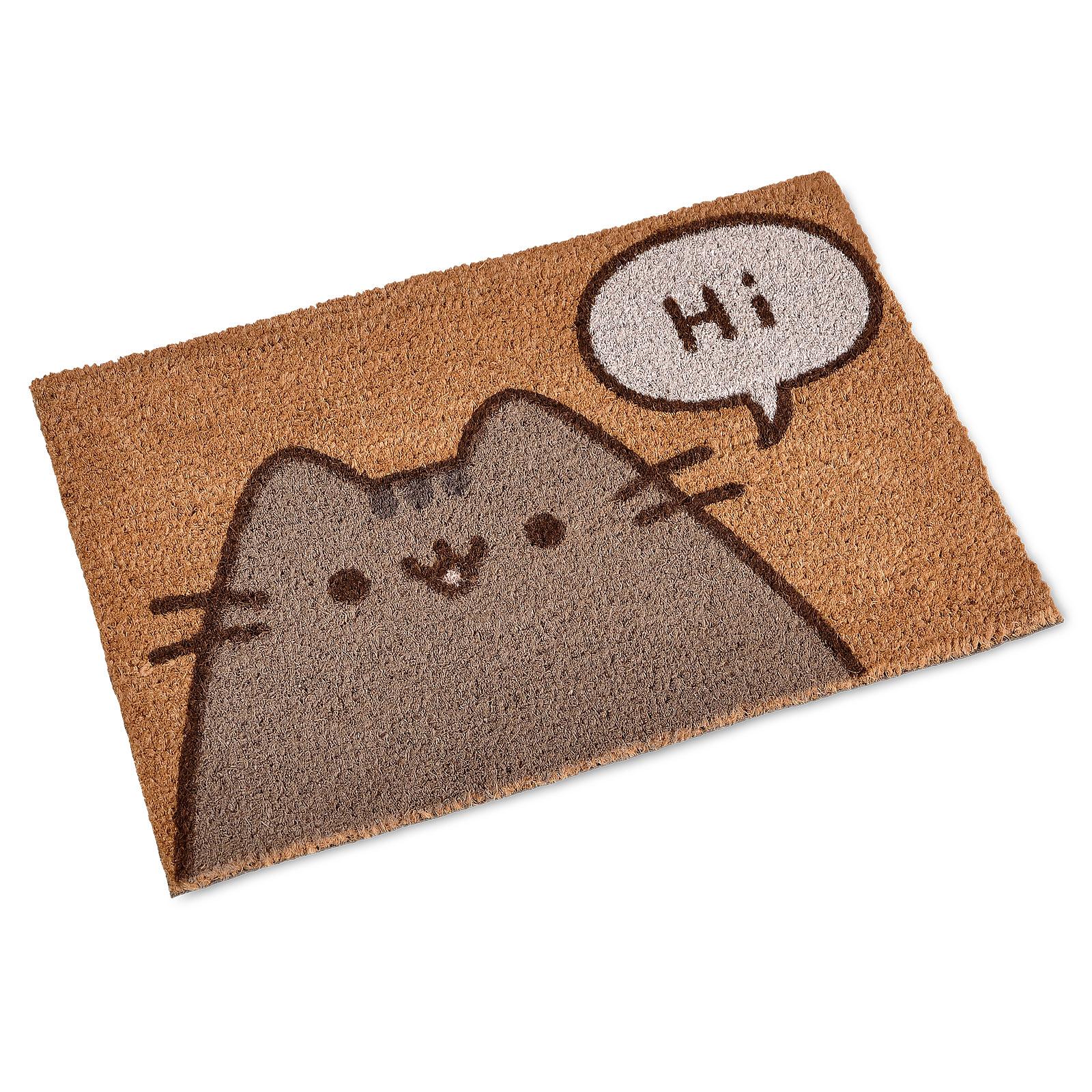 Pusheen - Hi Fußmatte