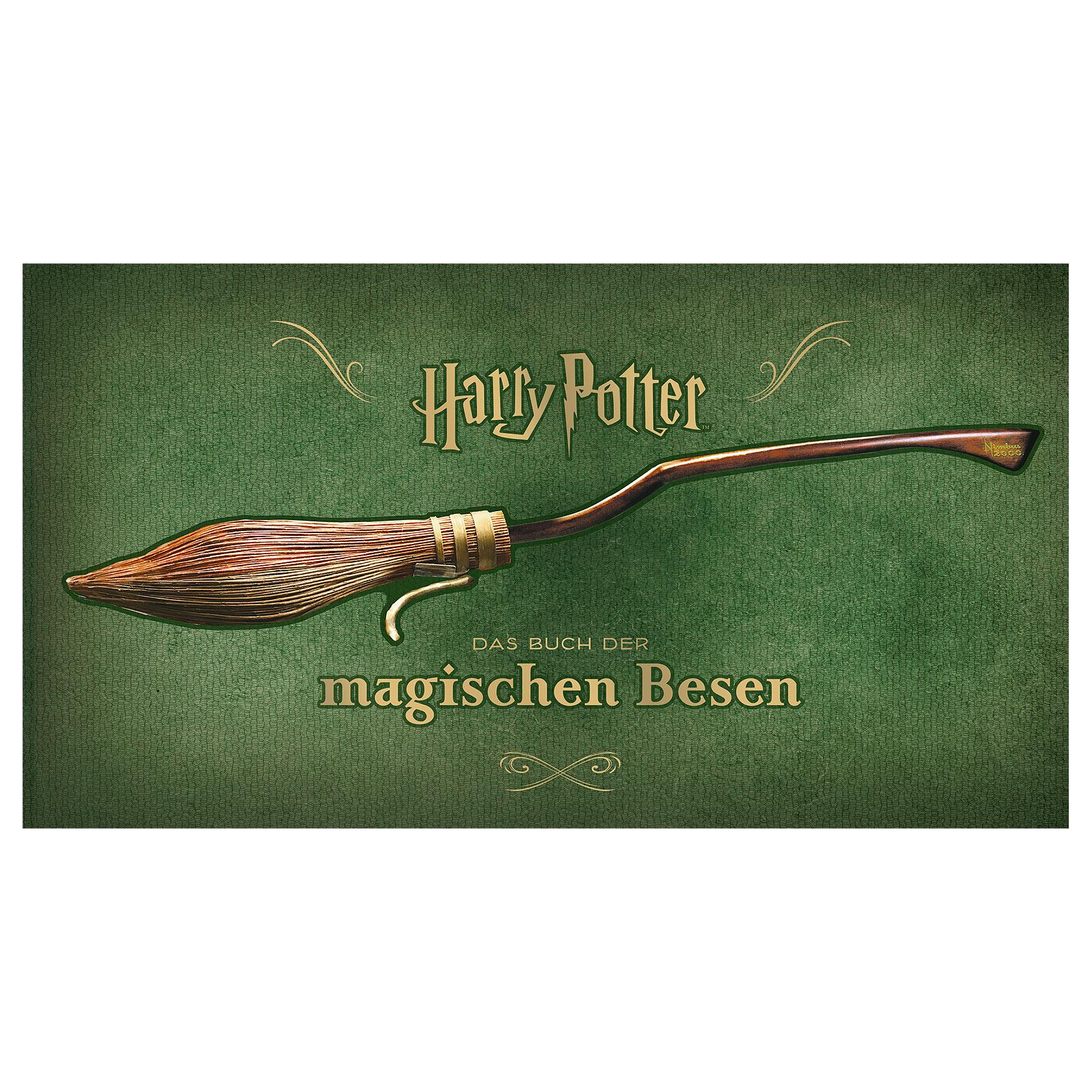 Harry Potter - Das Buch der magischen Besen