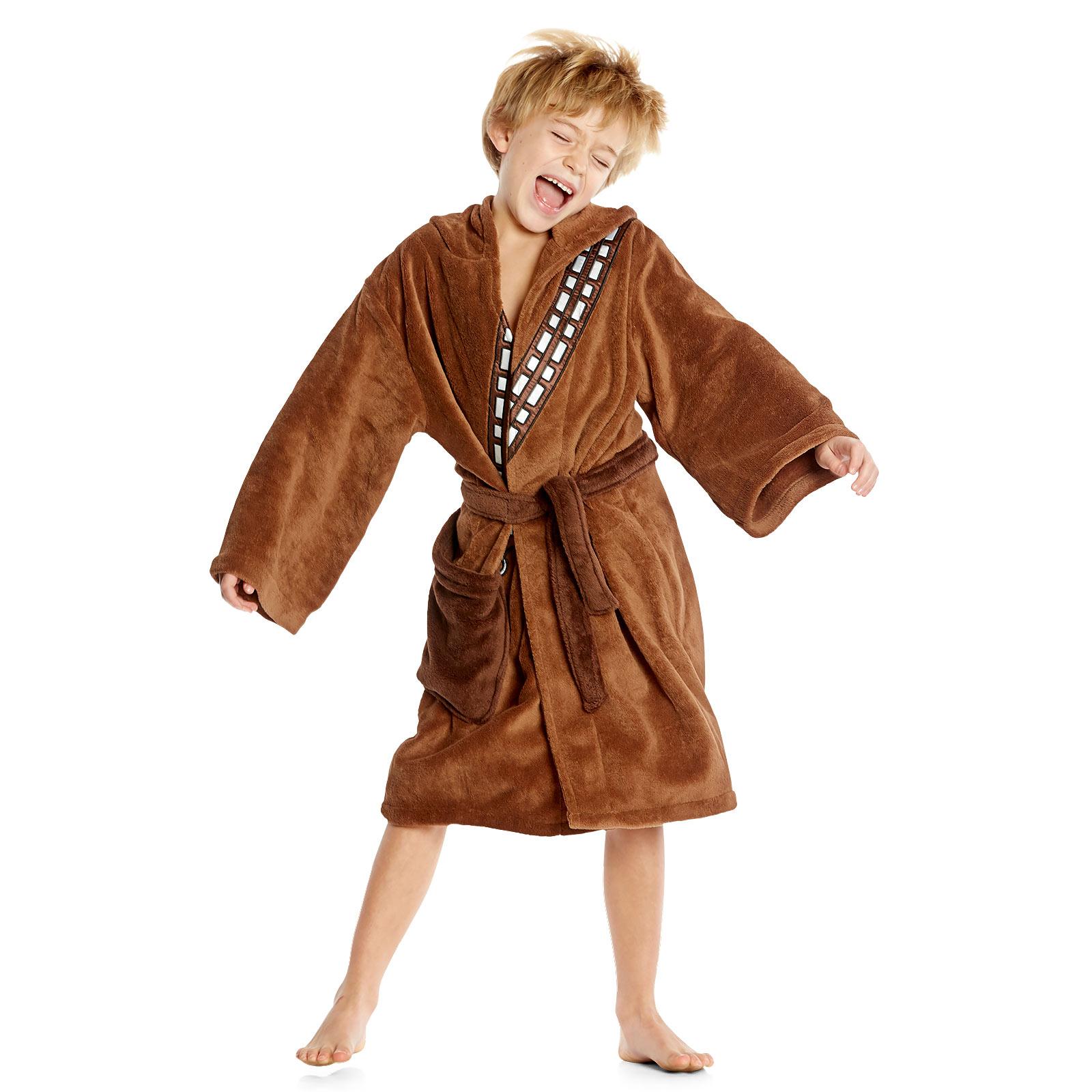 Star Wars - Chewbacca Kinder Bademantel