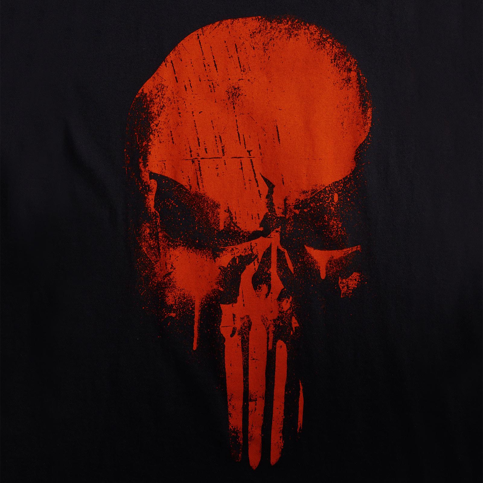 Punisher vs. Daredevil T-Shirt schwarz