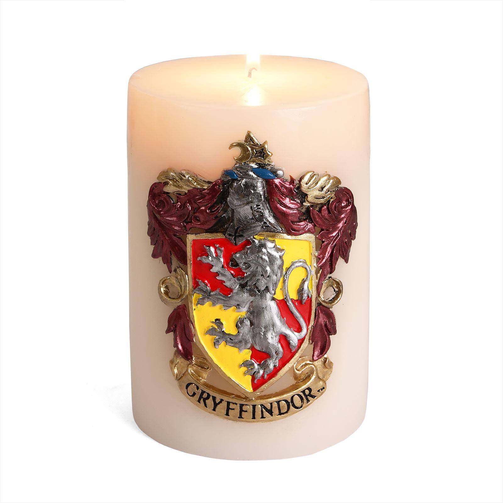 Harry Potter - Gryffindor Wappen XL Kerze